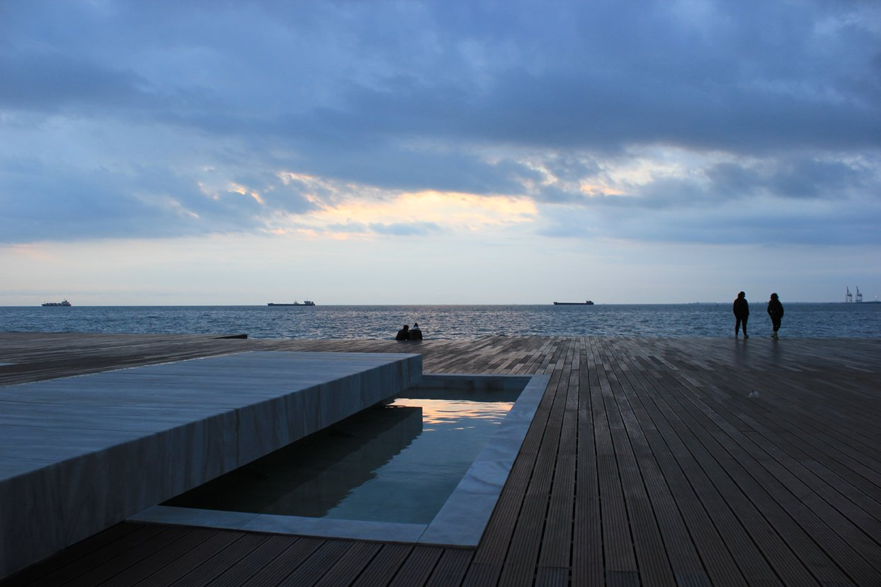 Redevelopment of the New Waterfront in Thessaloniki