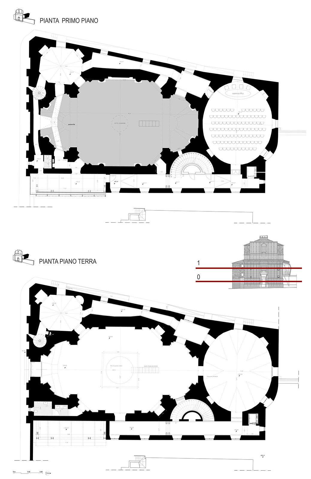 Fabrica of Annunziata from Church to Museum