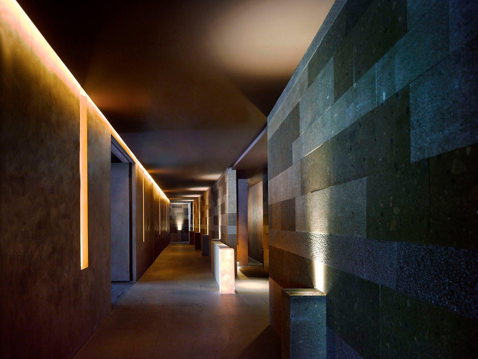 Claudio Silvestrin Architects Oblix Restaurant