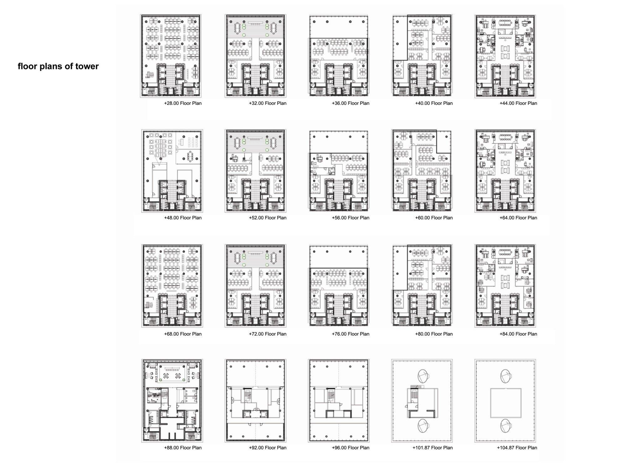 Tabanlioglu architects astana media center for Media center plans