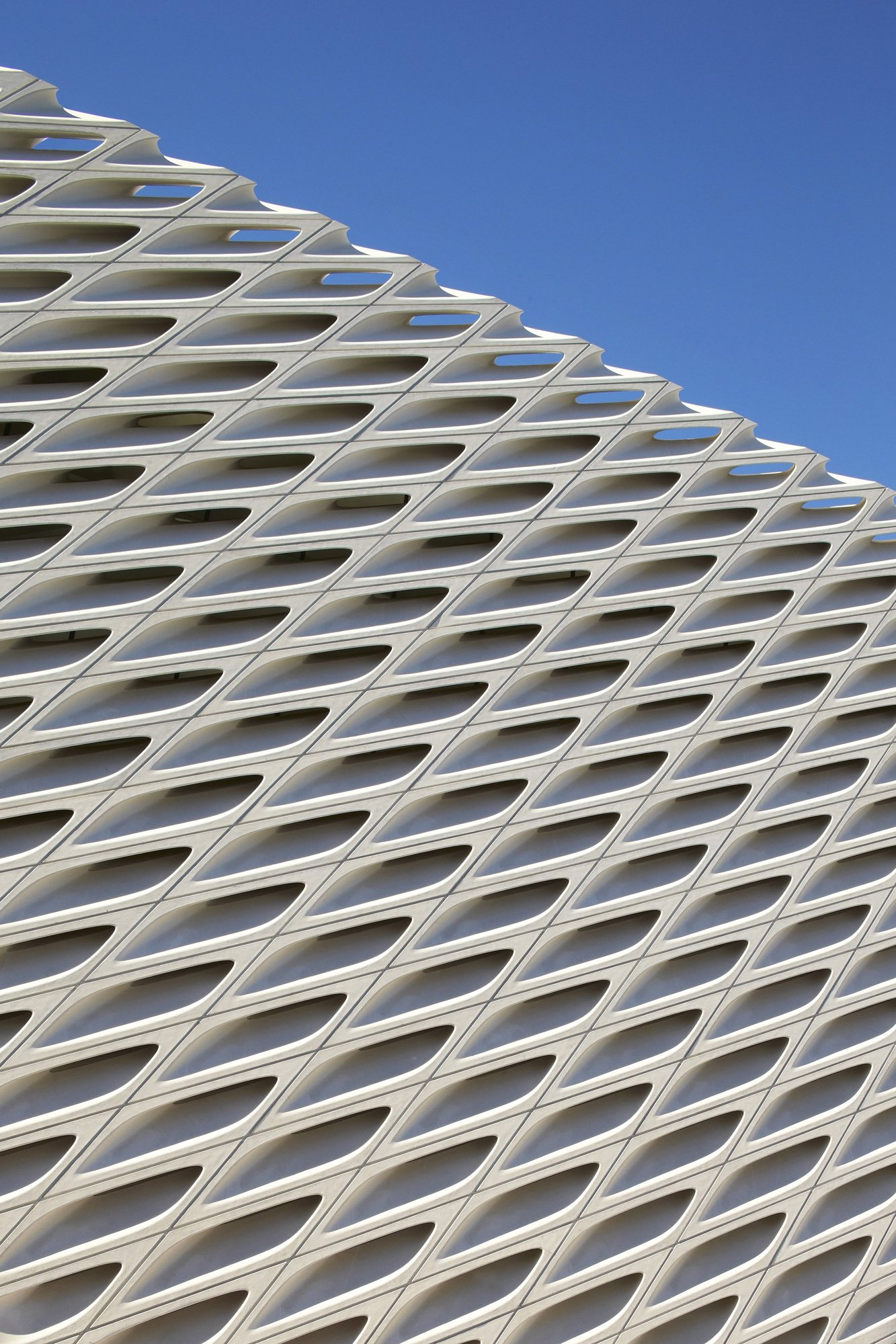 Contemporary Art Museum The Broad © Hufton+Crow, courtesy of The Broad and Diller Scofidio + Renfro