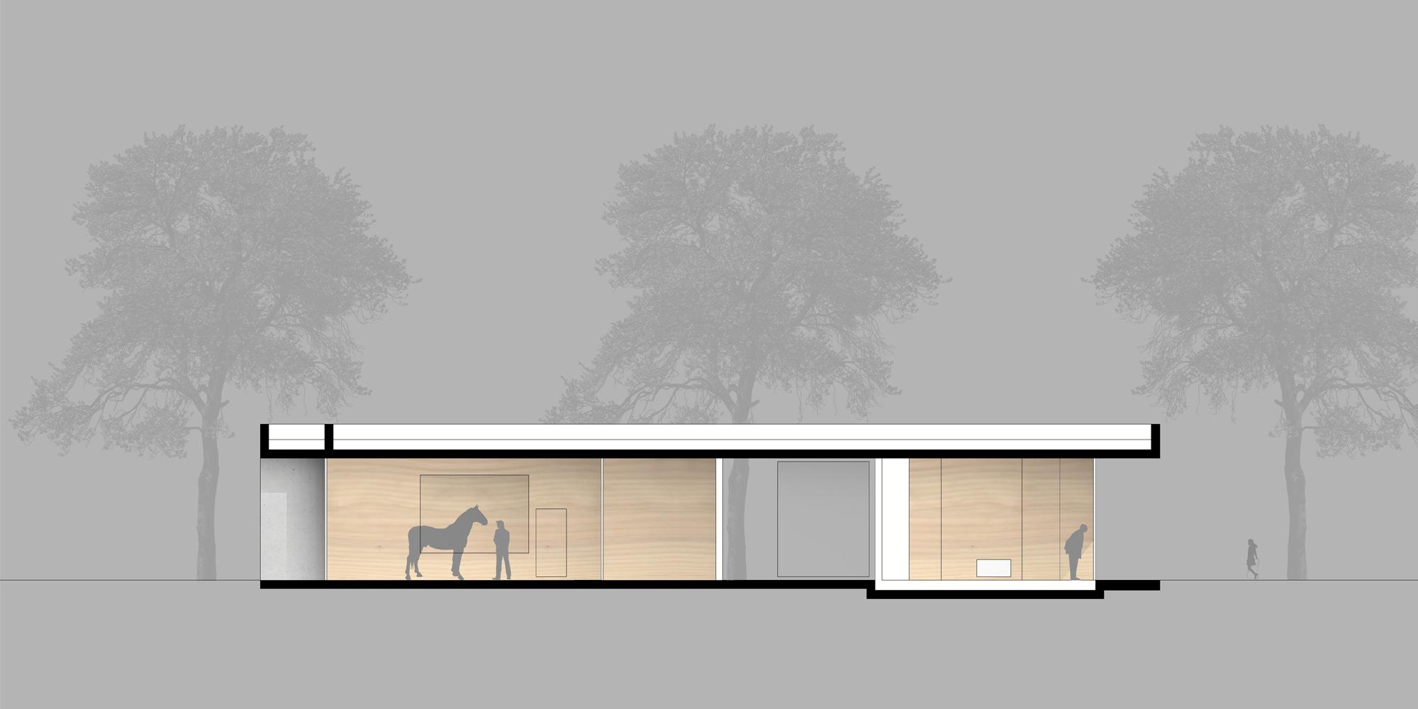 Sezione © Marte.Marte Architekten