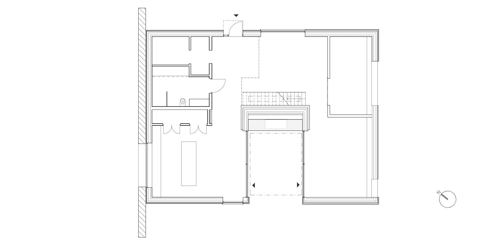 Ground Floor Plan © Snøhetta