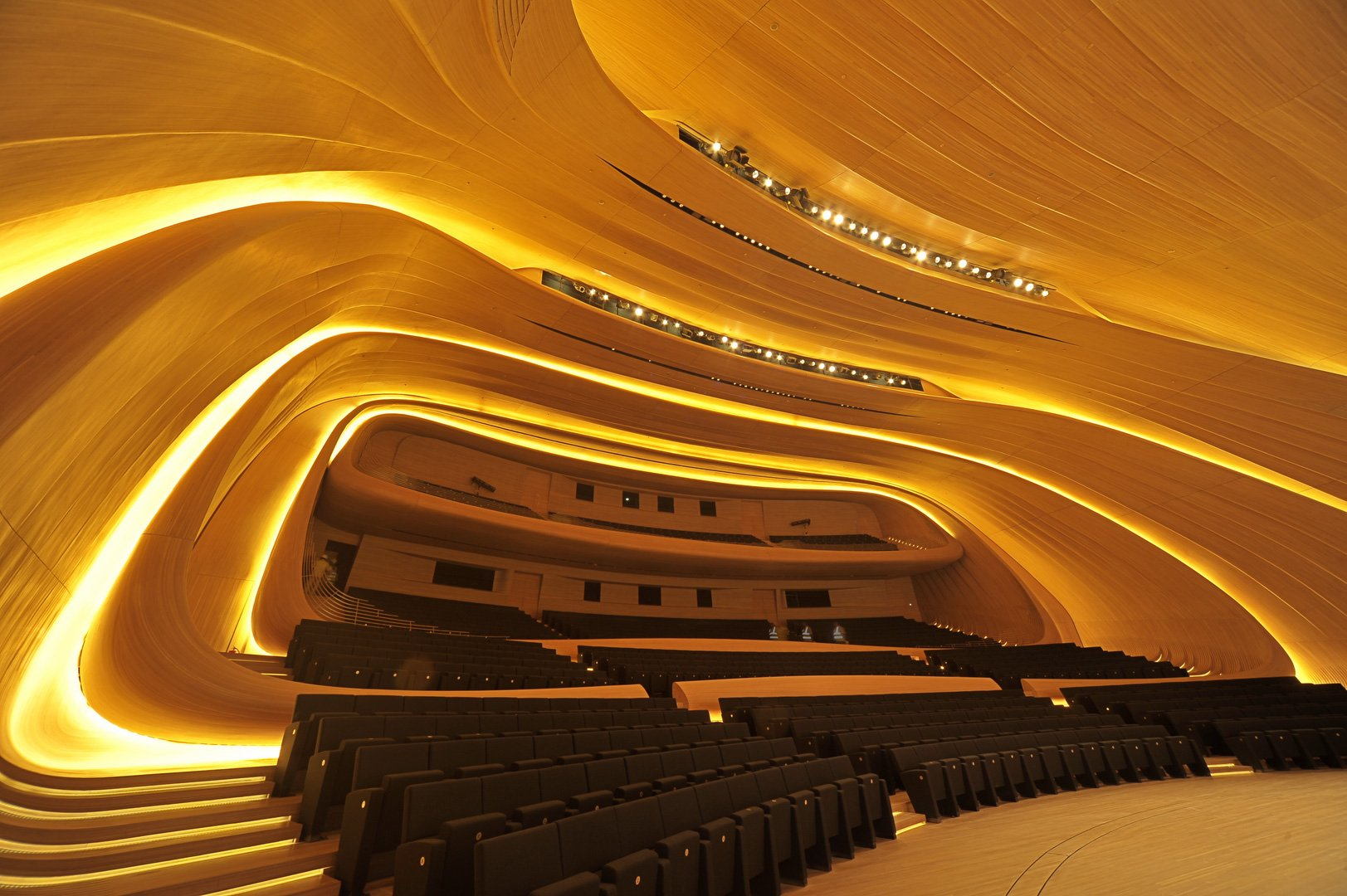 Zaha Hadid Architects Heydar Aliyev Center