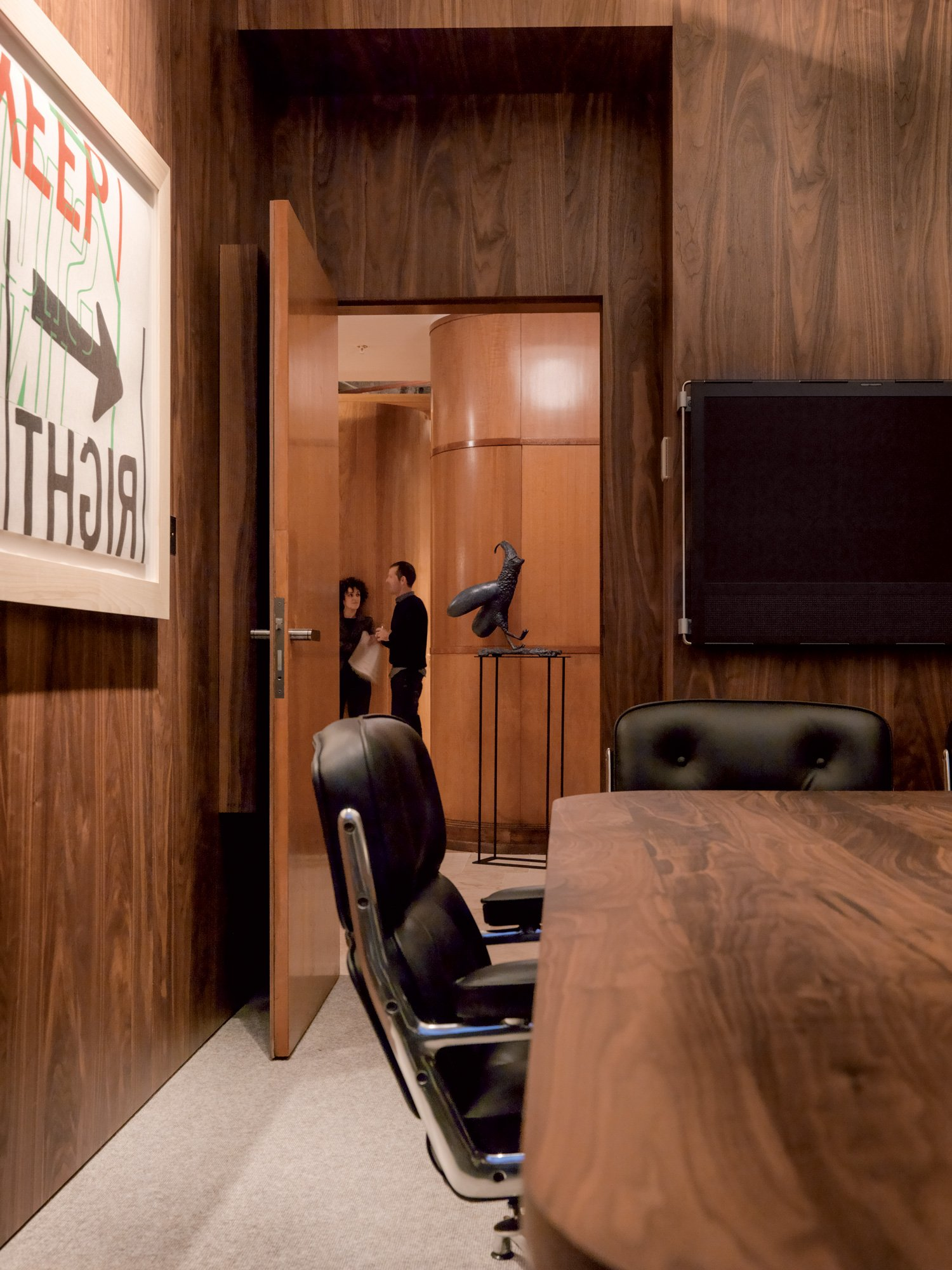 Paramount by The Office Space, Woods Bagot © Trevor Mein