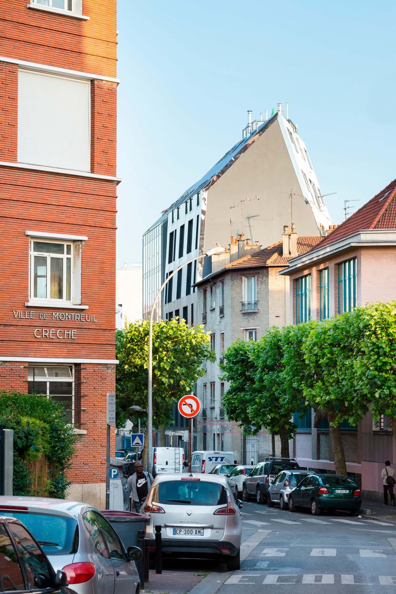 Abitazioni condivise di archi5 © Sergio Grazia