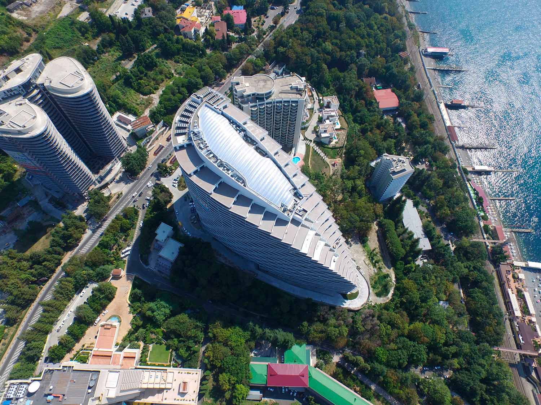Complesso per appartamenti Actor Galaxy di SPEECH Architectural Office © SPEECH Architectural Office
