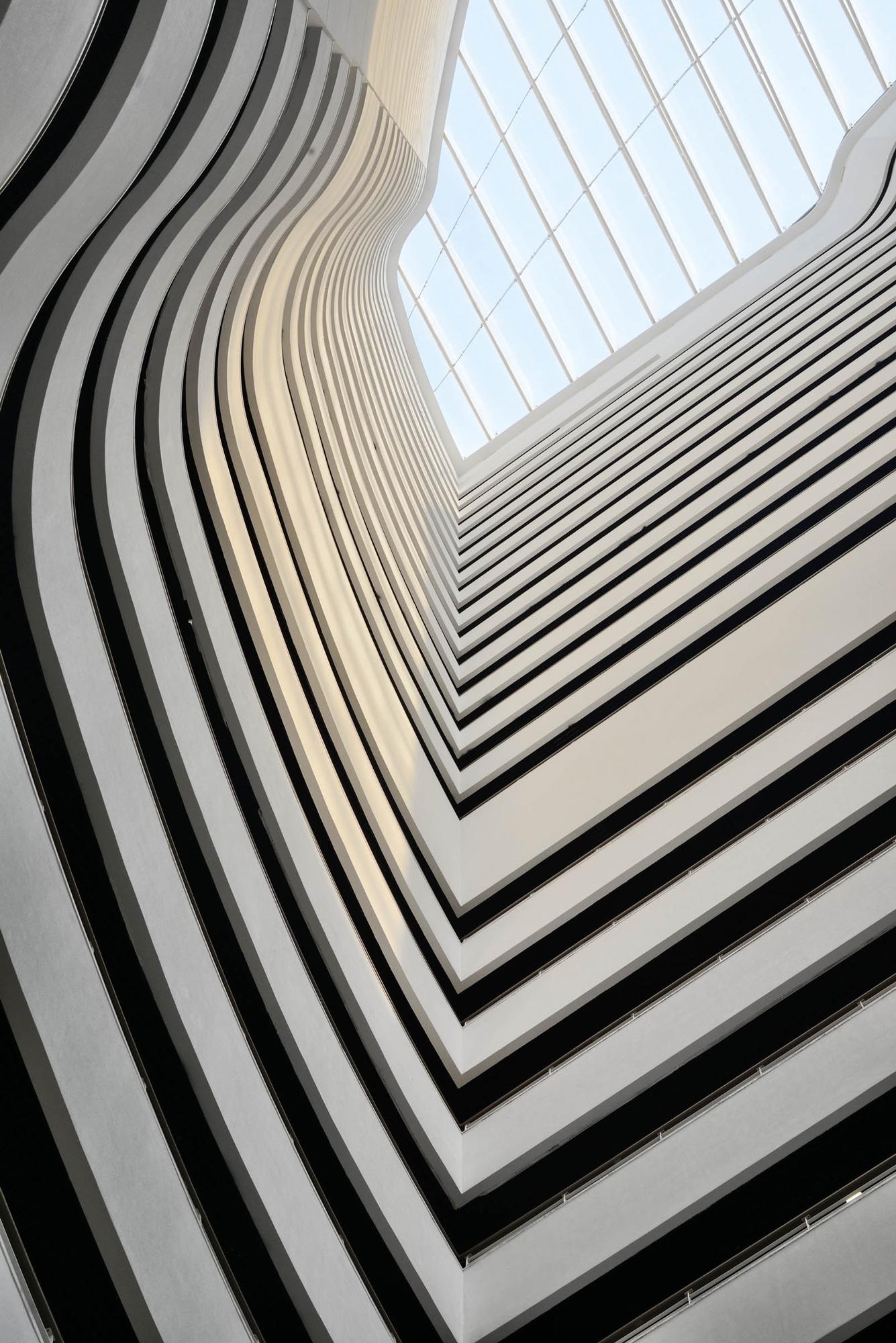 Complesso per appartamenti Actor Galaxy di SPEECH Architectural Office © Alexey Naroditskiy