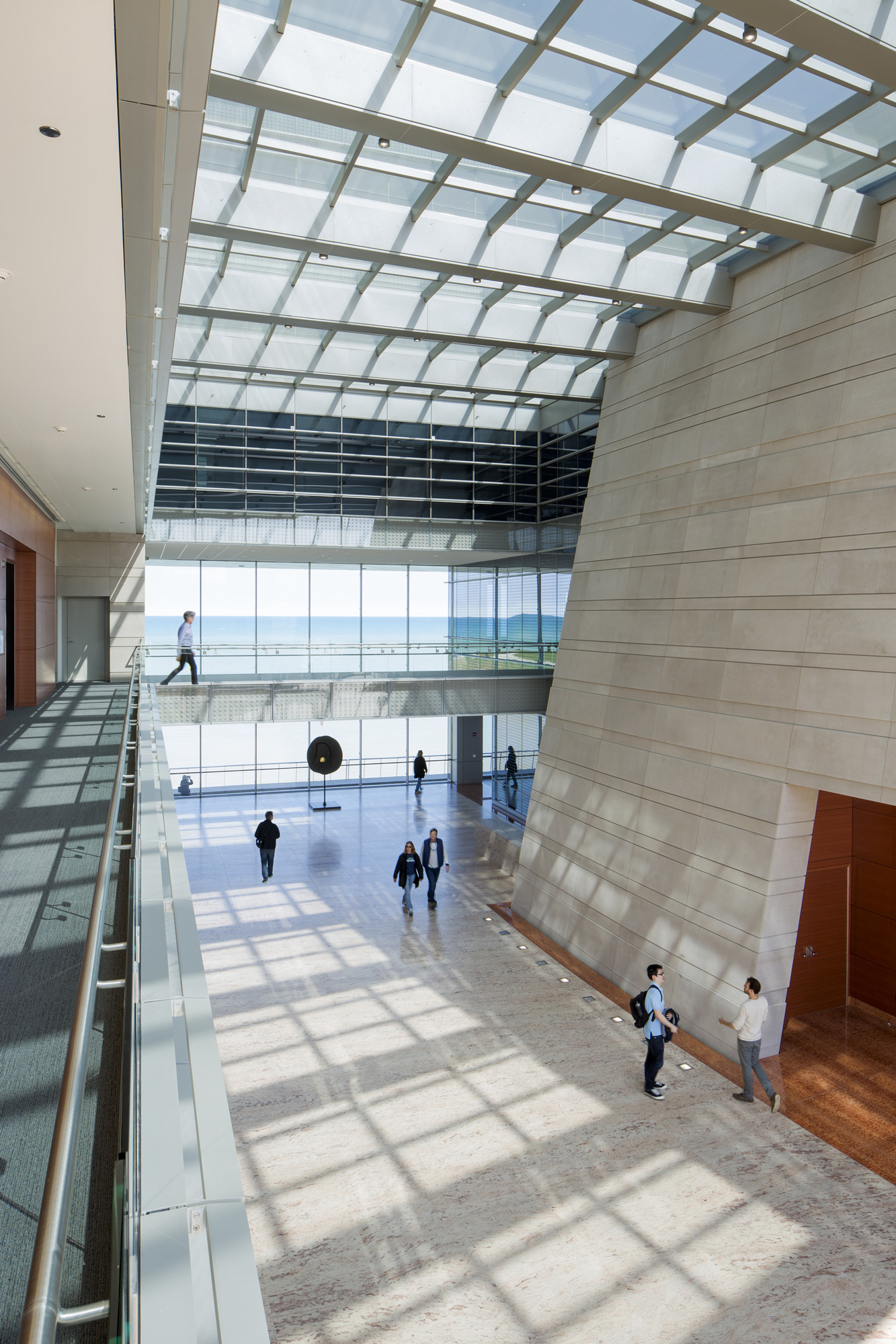 Northwestern University Patrick G. and Shirley W. Ryan Center for the Musical Arts © Tom Rossiter