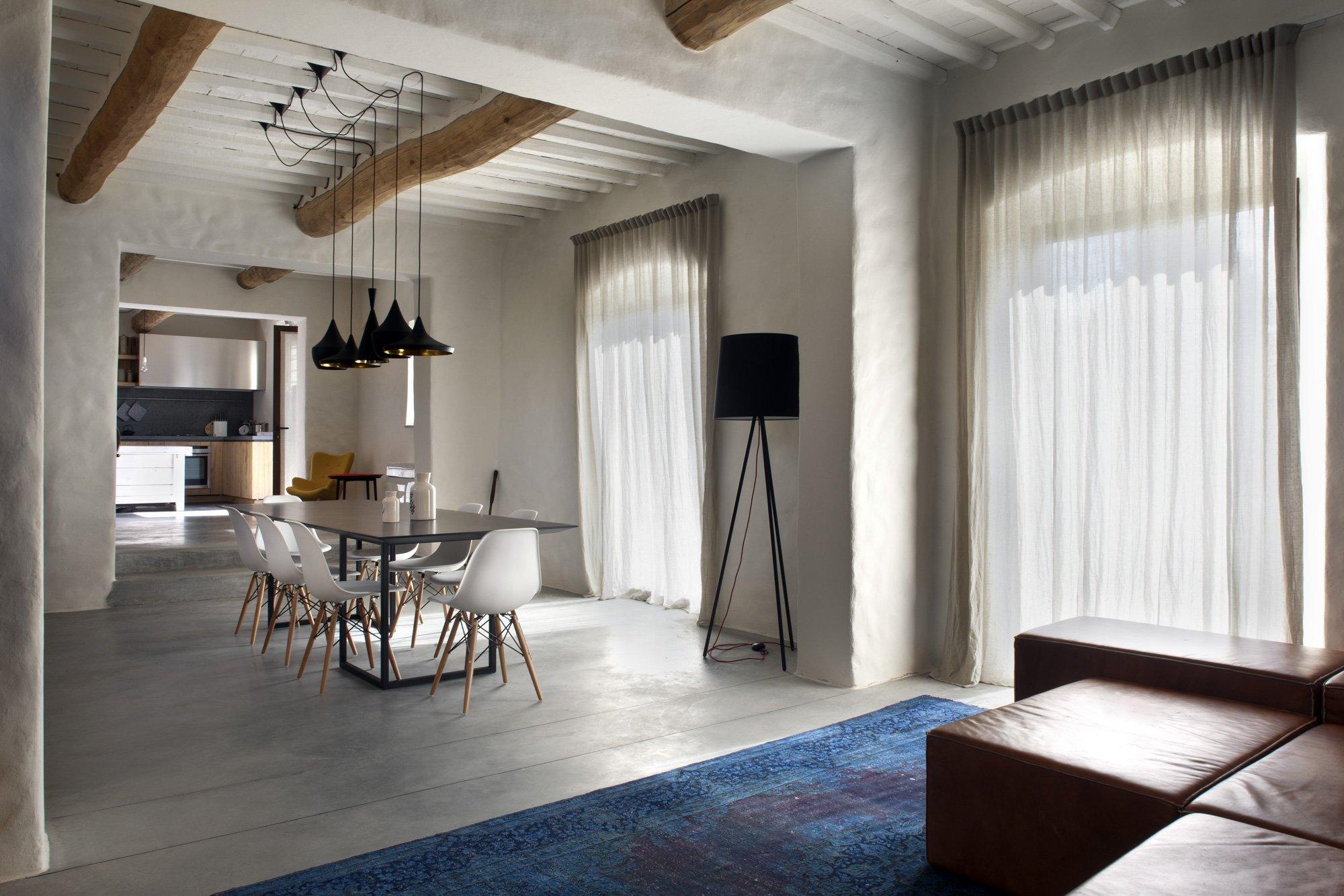 Casale di campagna for Architettura italiana