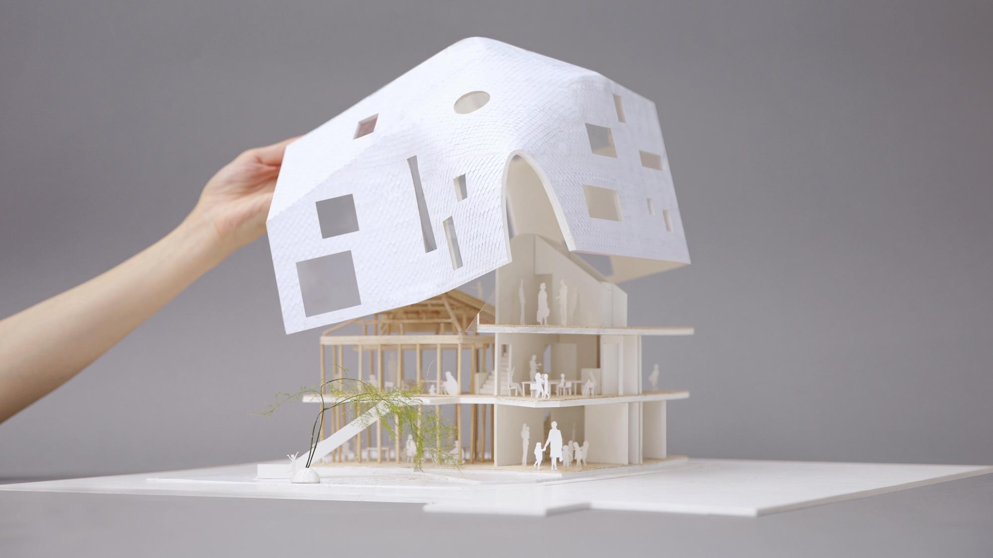Modello © MAD Architects