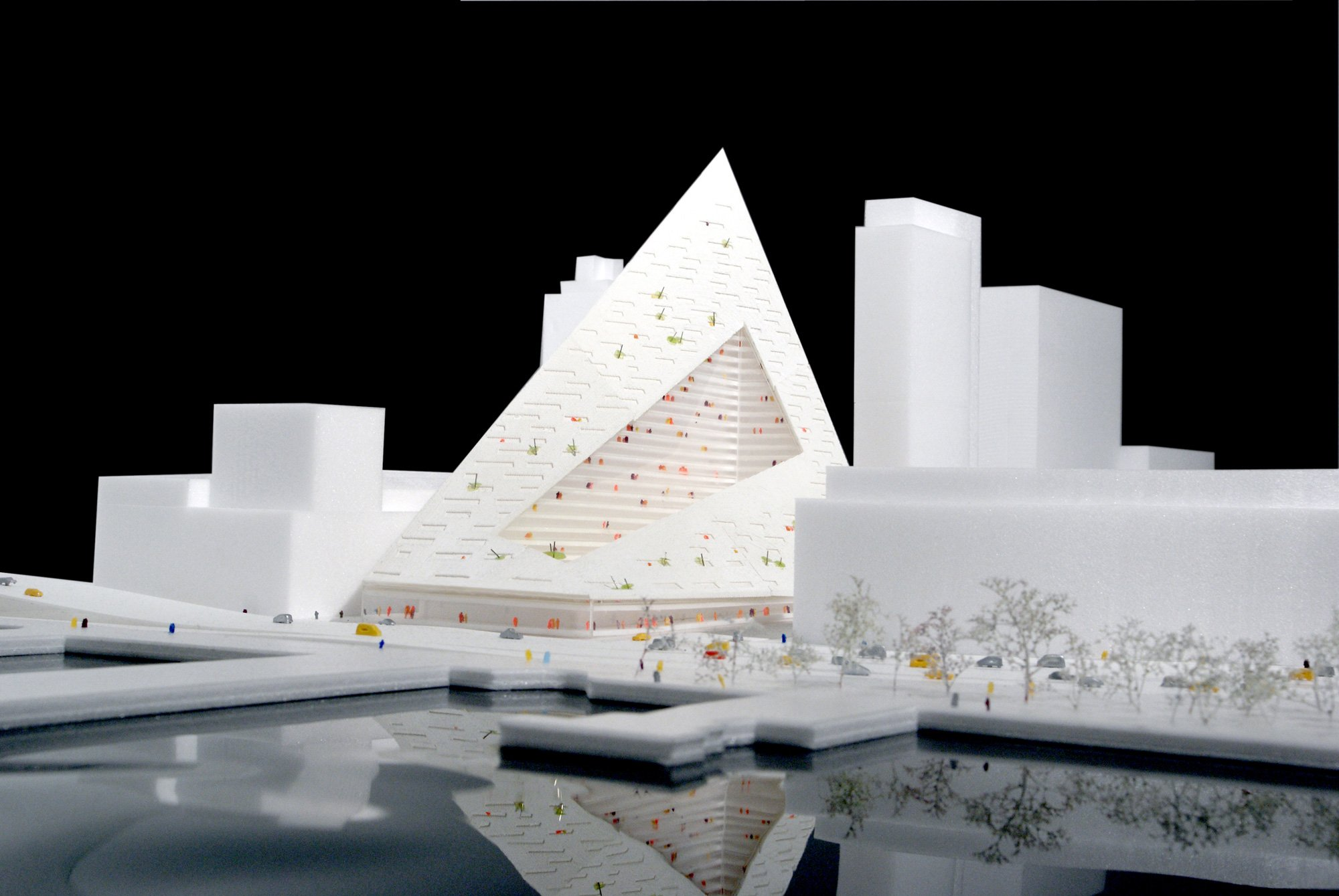 MODELLO © Bjarke Ingels Group