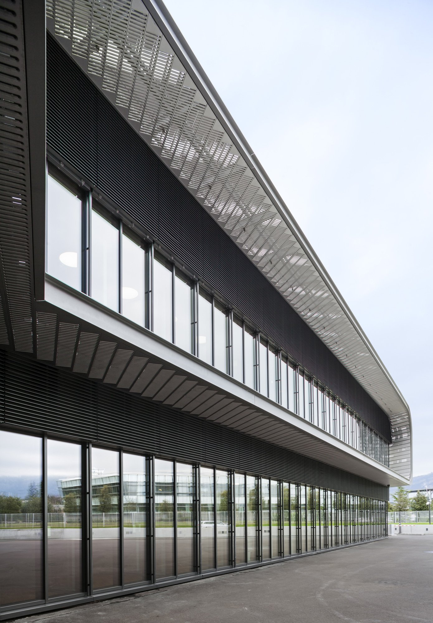 Vacheron Constantin Headquarters and Manufacturing Center