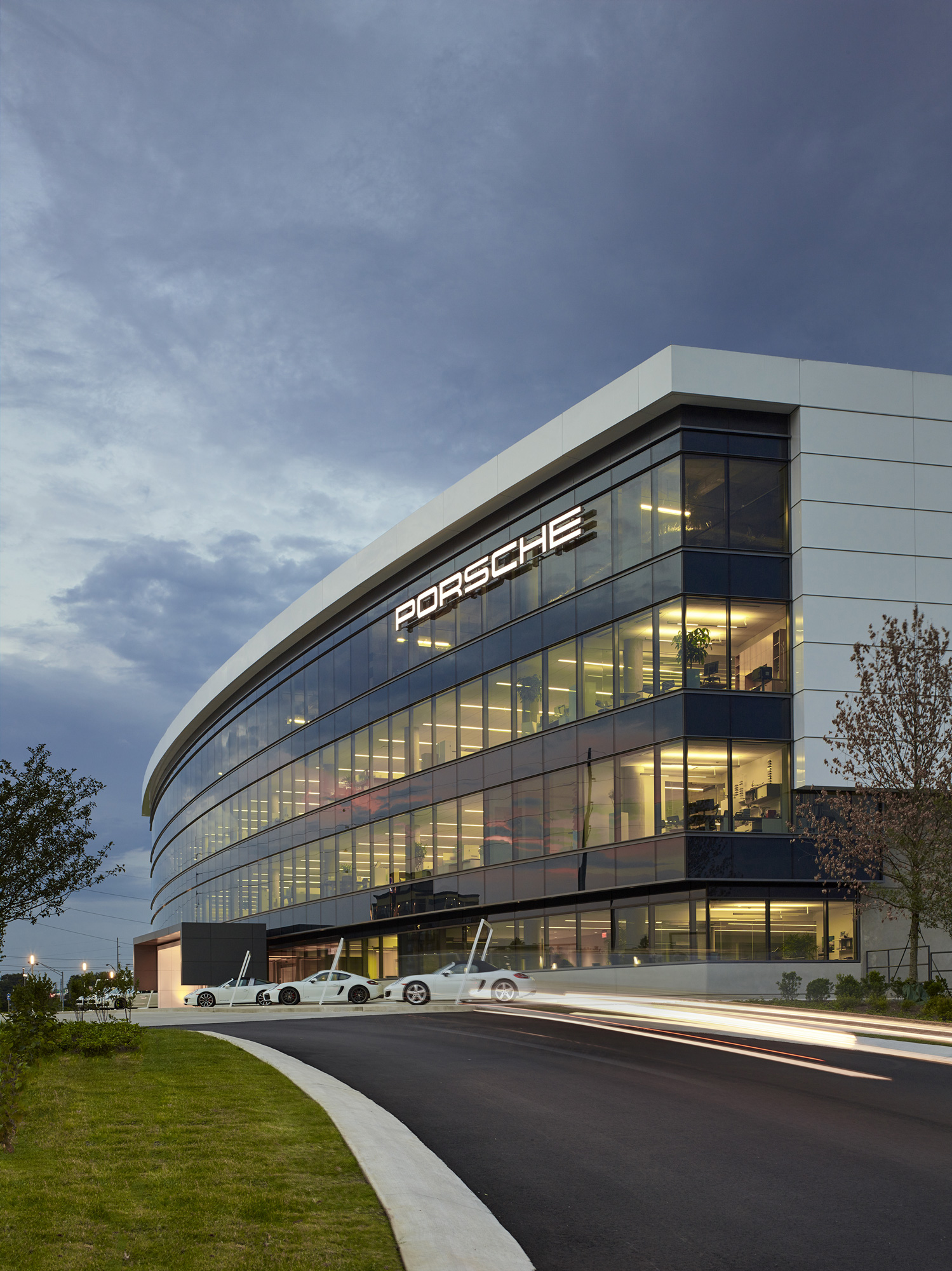 Porsche Cars North America Experience Center and Headquarters