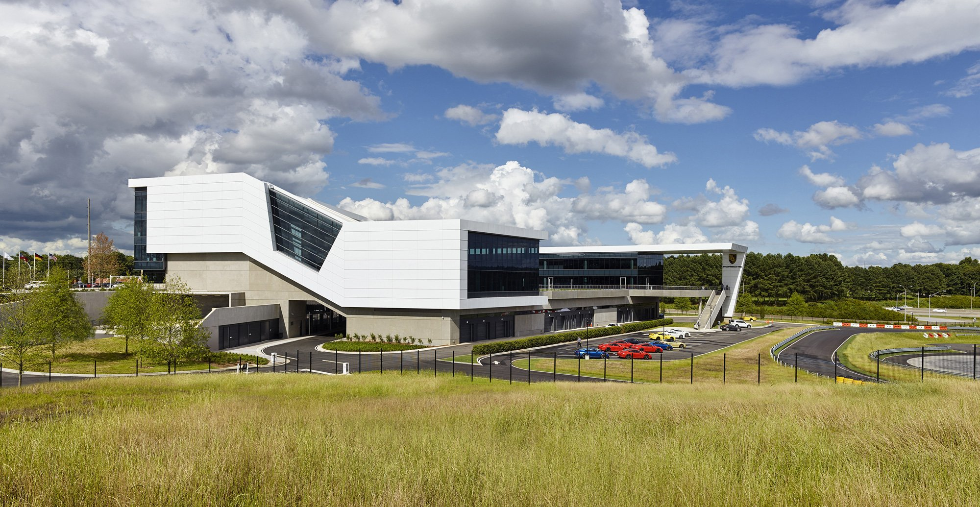 Porsche Cars North America New Headquarters