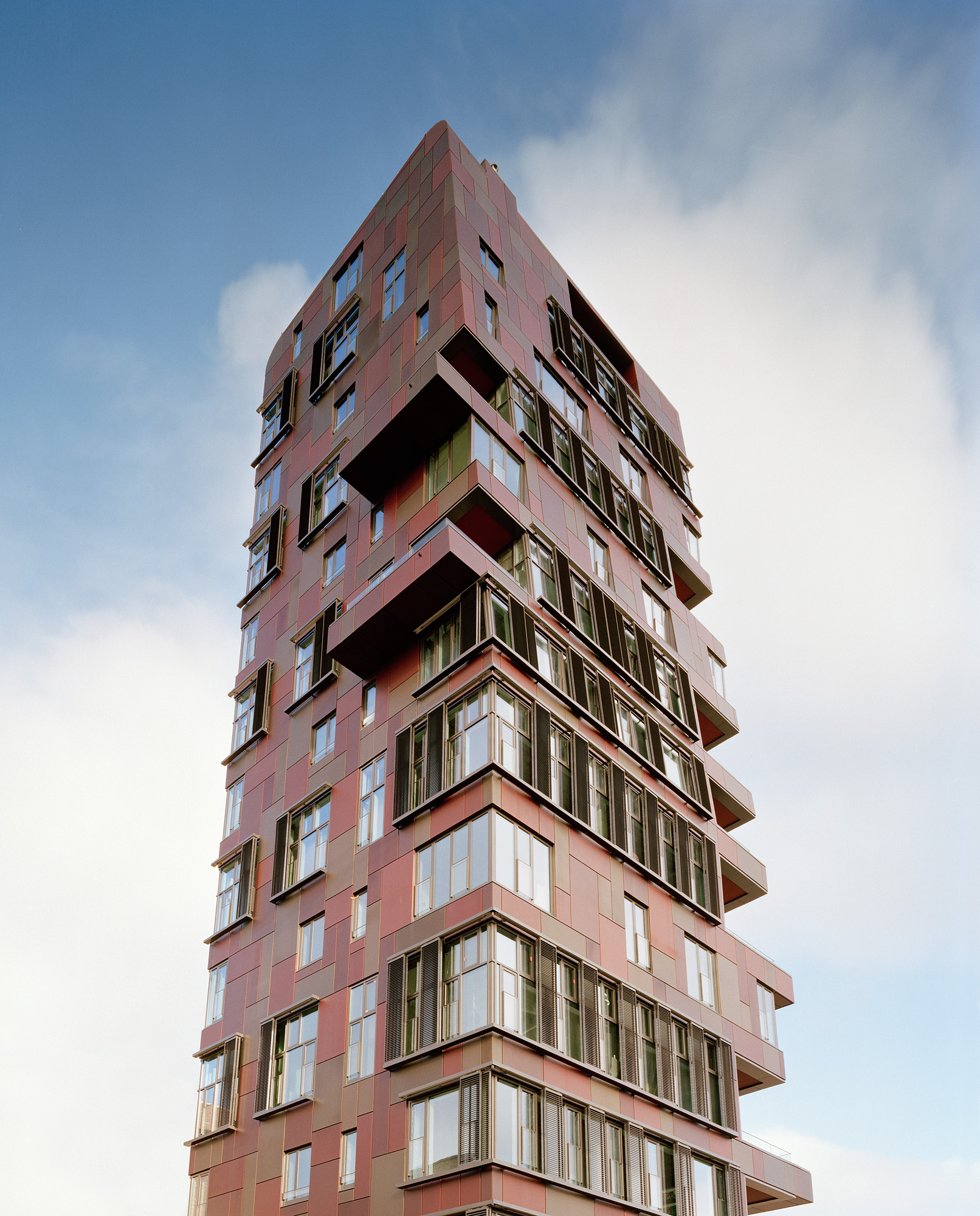 Cinnamon Tower © Dorfmueller Klier