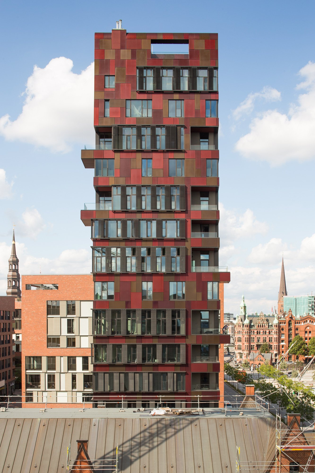 Cinnamon Tower © Christian Richters