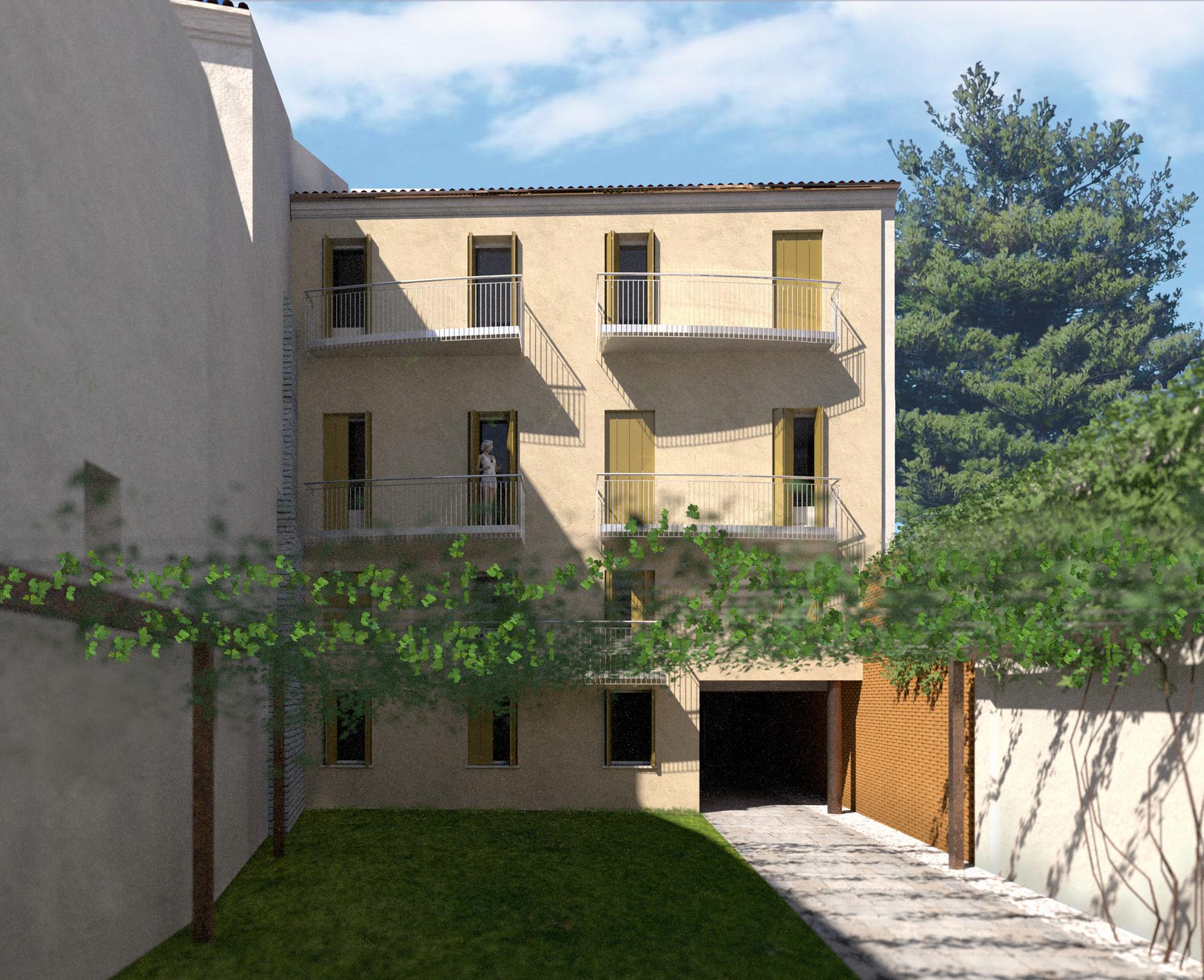 Concept 1 © Bruno Stocco Architetto