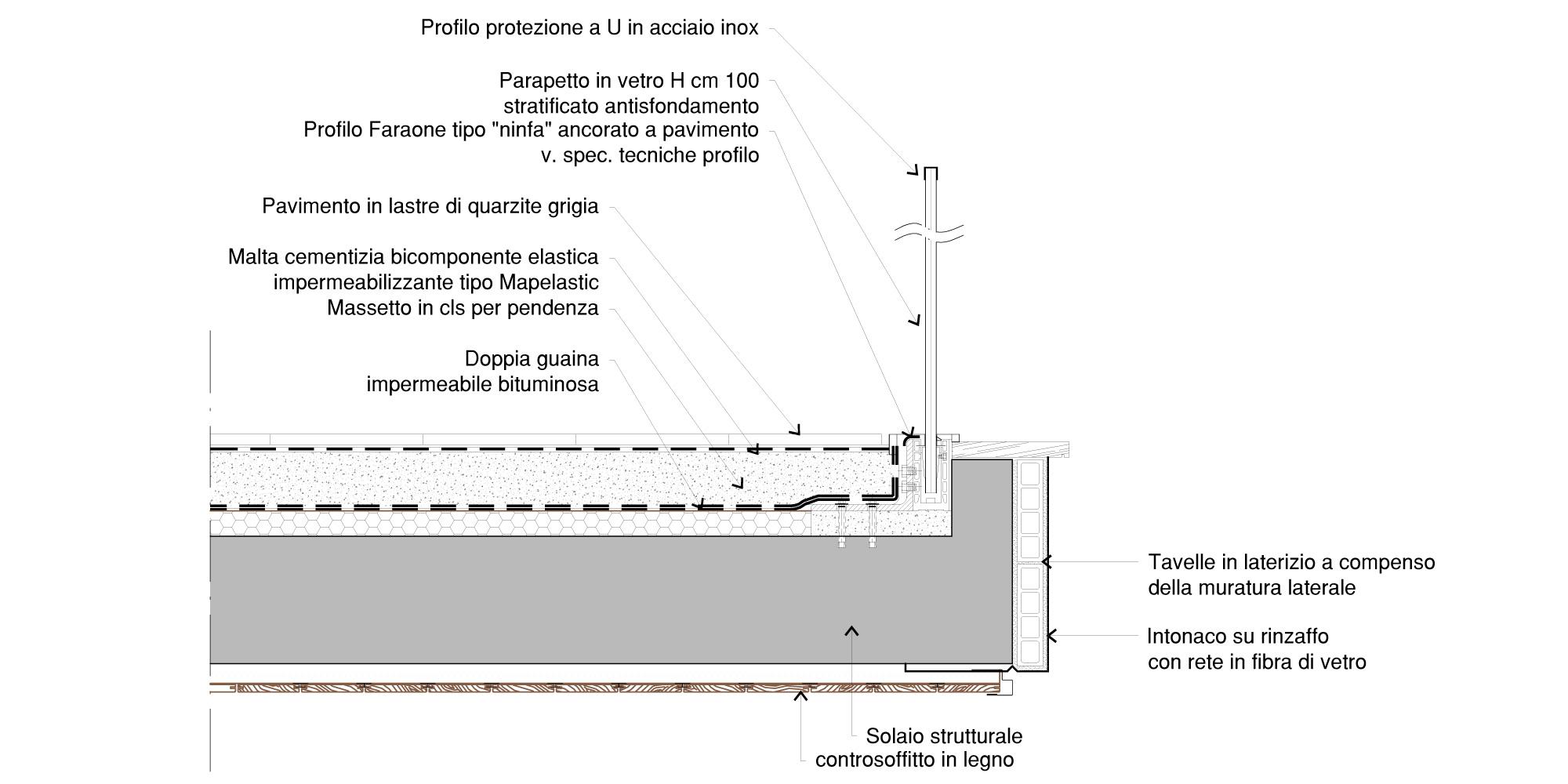 Dettaglio C © Damilanostudio Architects