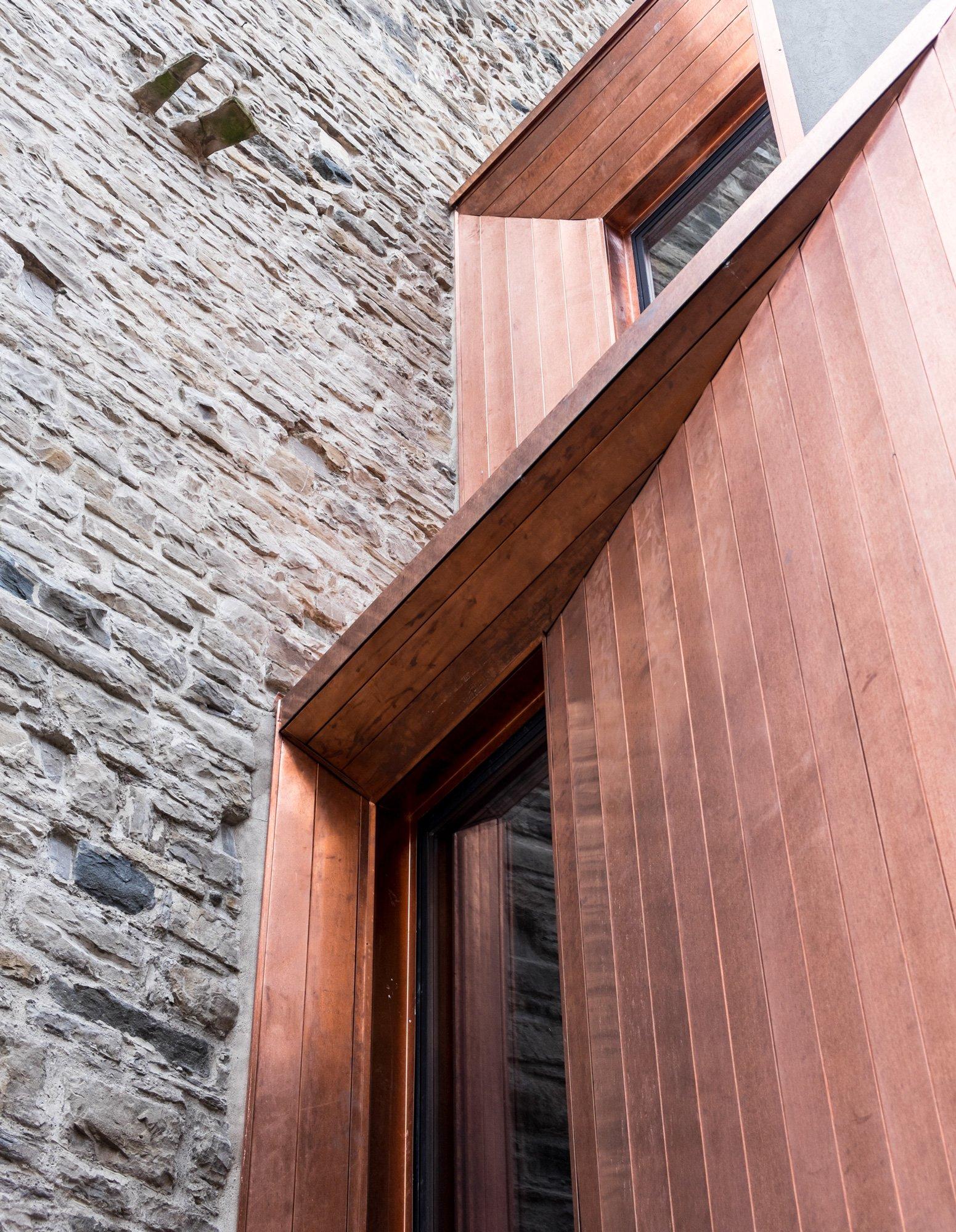 Torre del Borgo, CN10 Architetti © Gianluca Gelmini