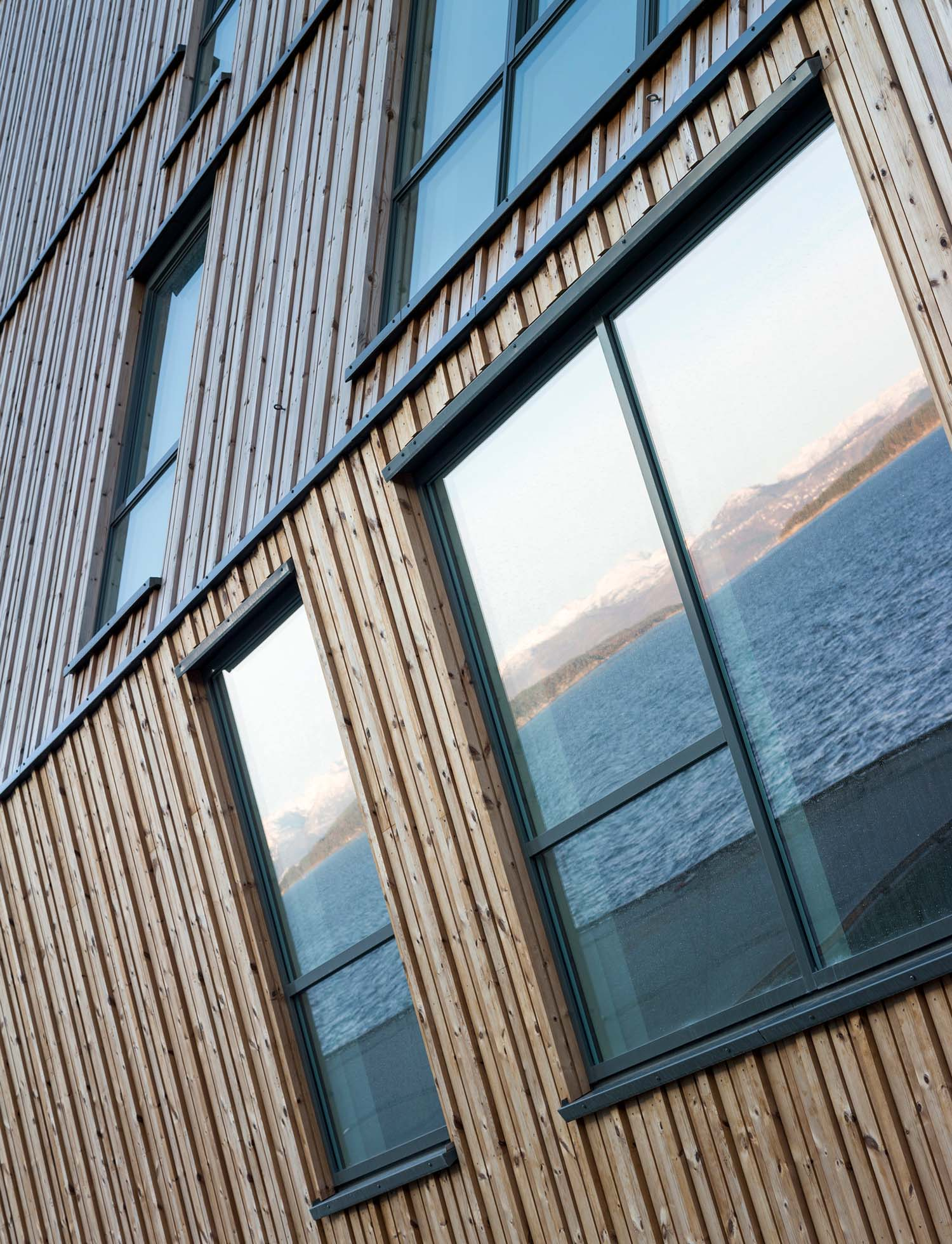 The Waterfront, AART Architects © Adam Mørk