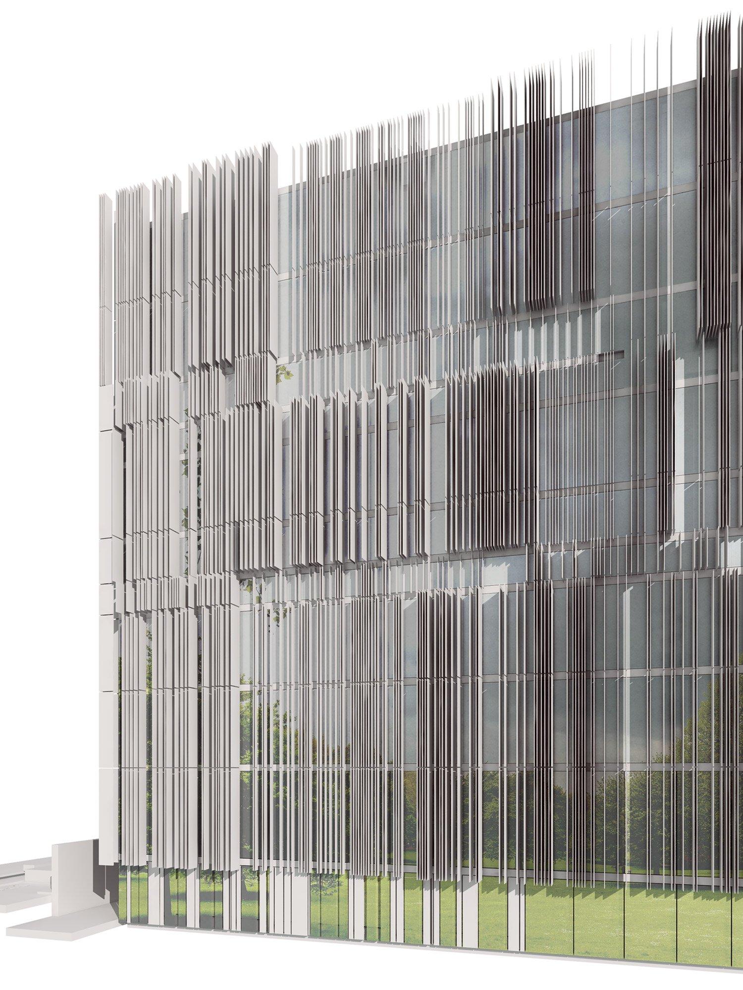 Concept © Giovanni Vaccarini architects - SINCRETICA architecture