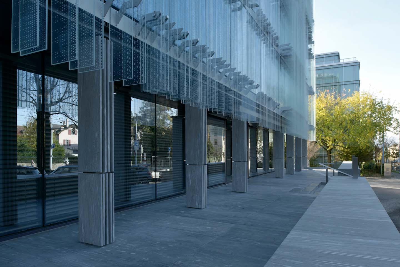 Société Privée de Gérance Headquarters © Adrien Buchet, Federal Studio