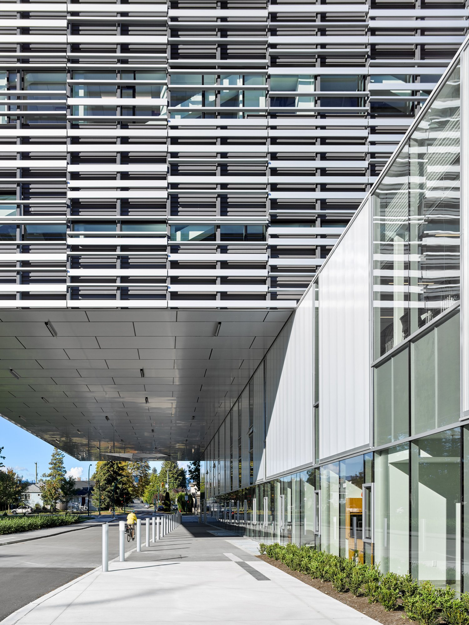 Langara Science & Technology Building, Teeple Architects © Andrew Latreille