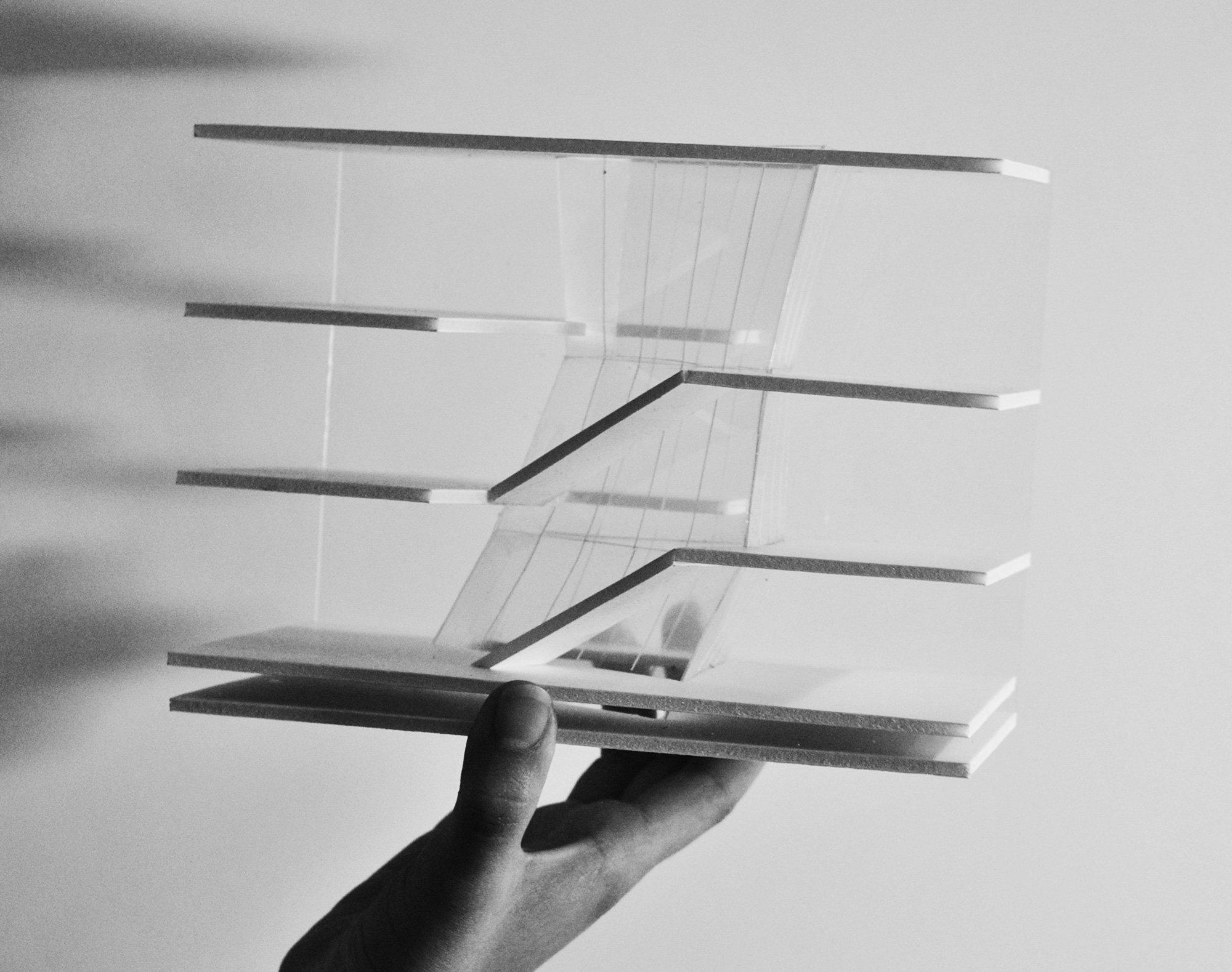 Modello © Teeple Architects