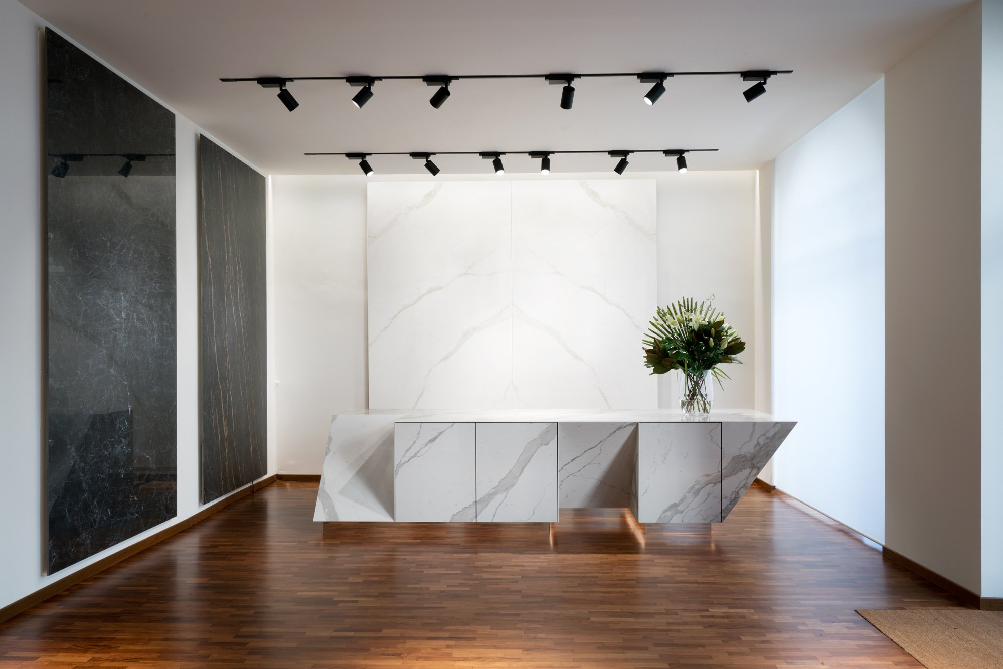 Showroom Laminam Milano