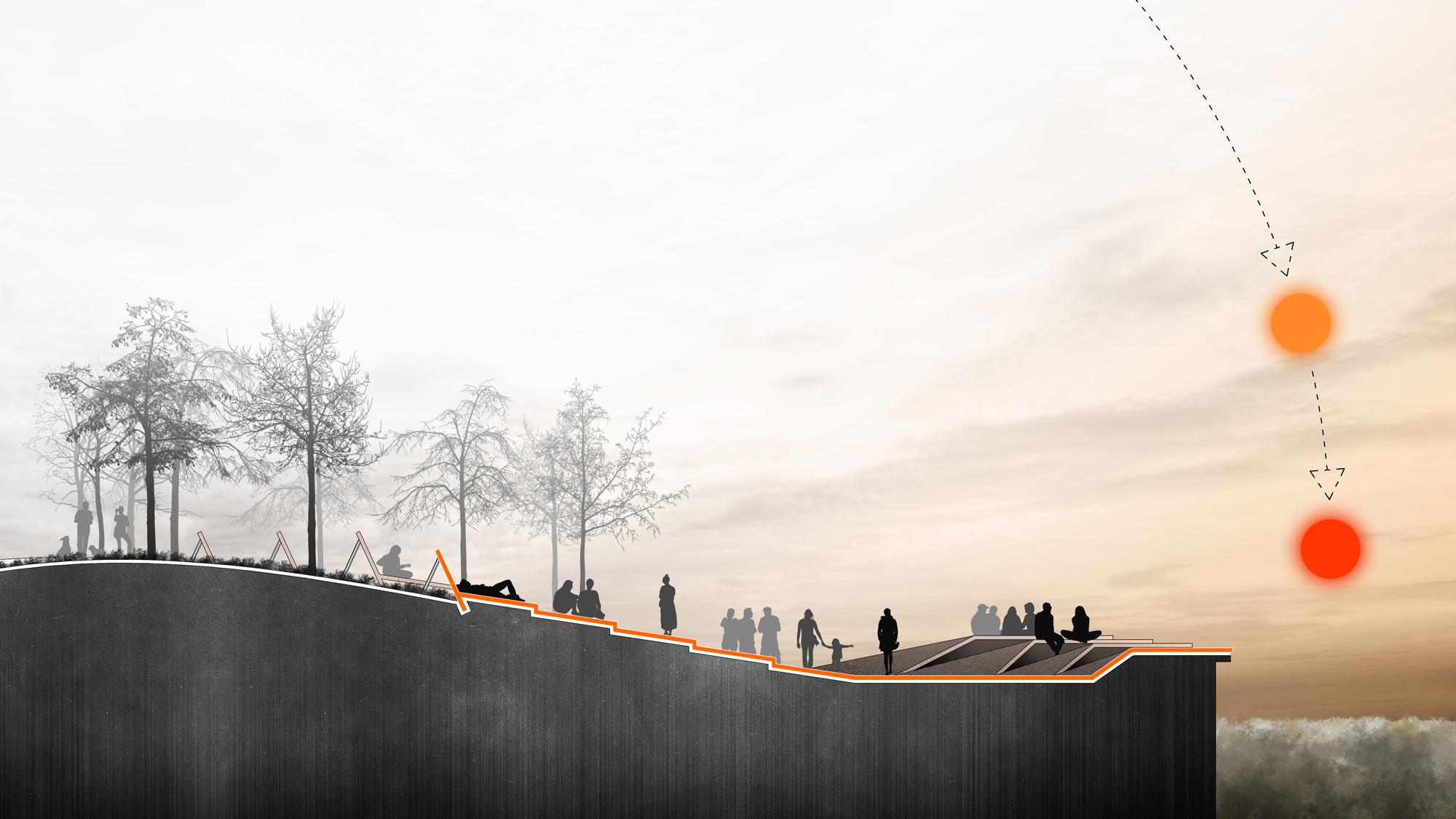 Concept © Studio Evren Başbuğ Architects