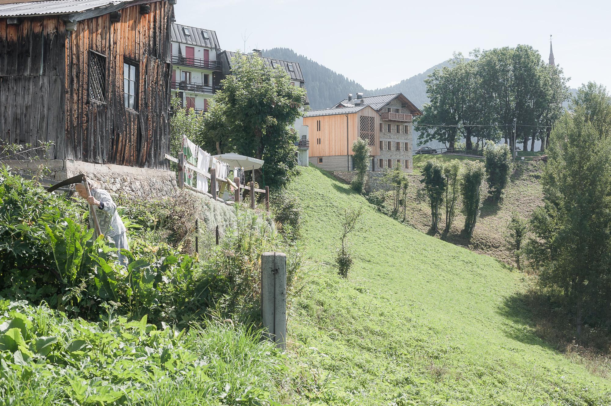 Gianin House, Clinicaurbana © Valentino Nicol