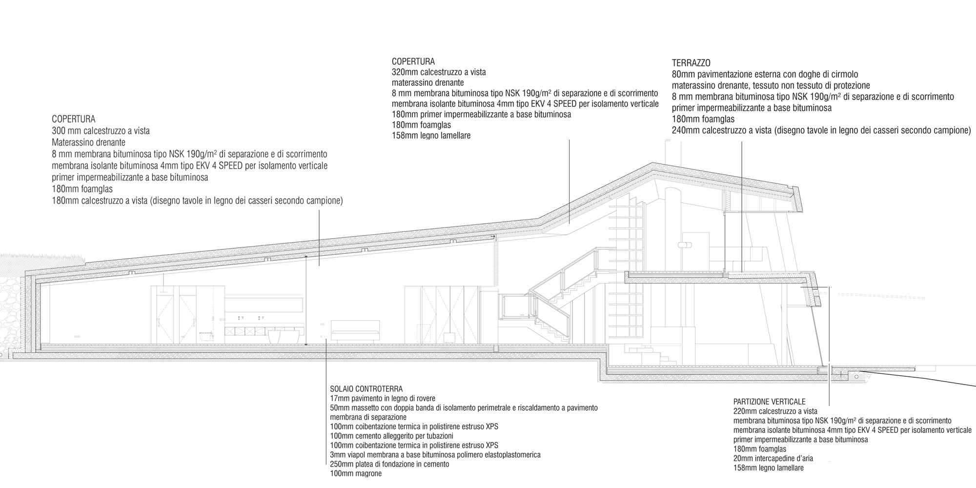 DETTAGLIO A © bergmeisterwolf architekten