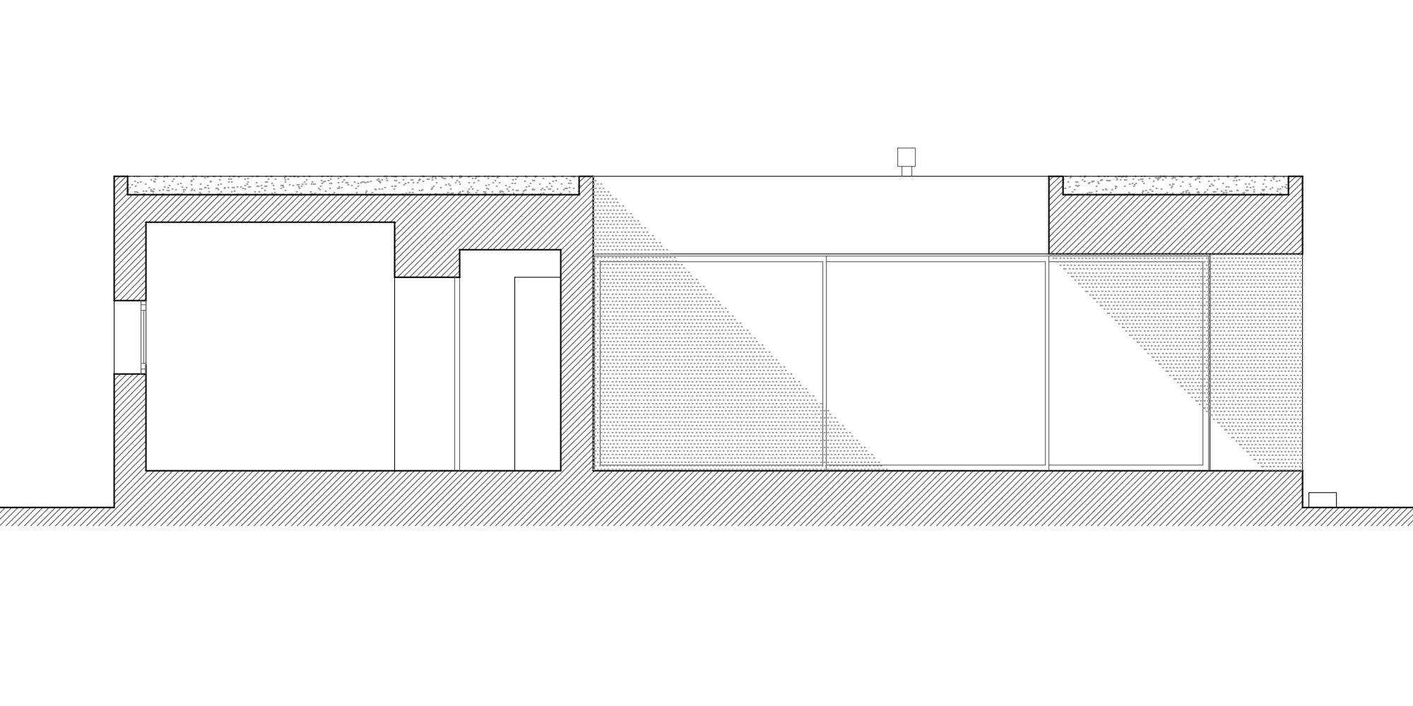 AA SECTION © morana+rao architetti