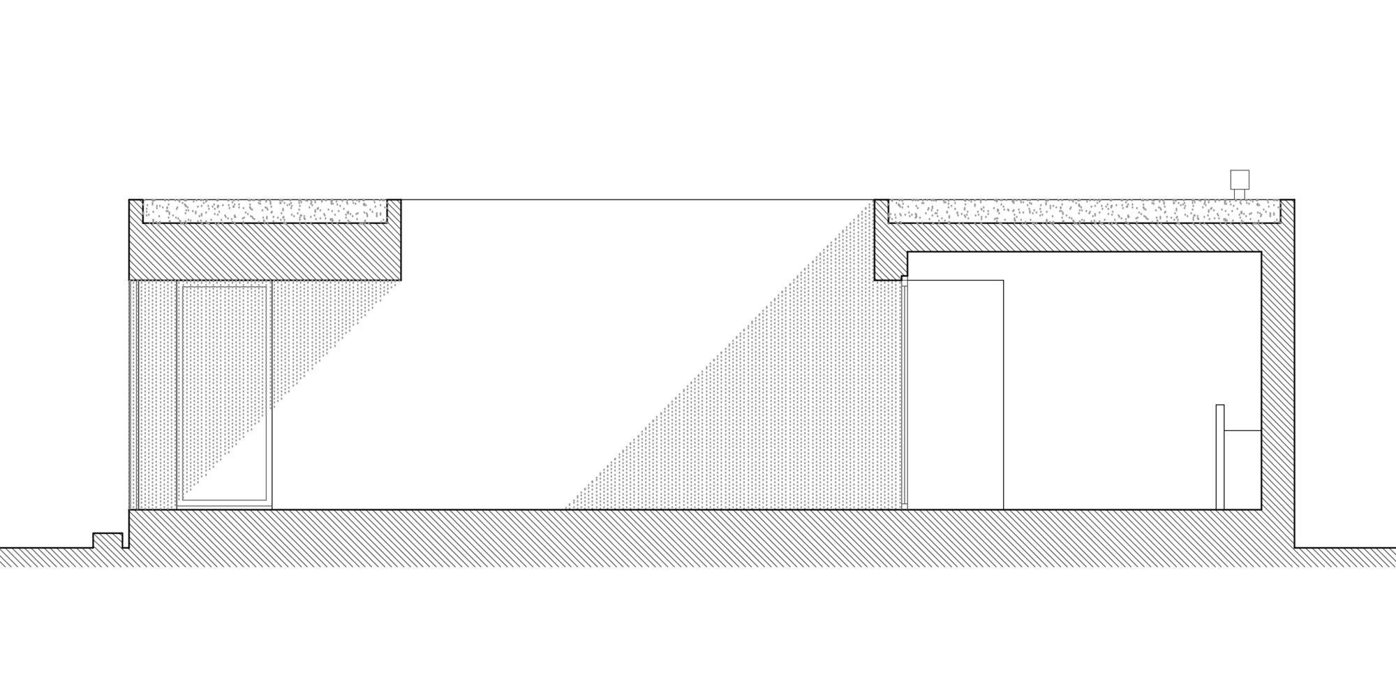 BB SECTION © morana+rao architetti
