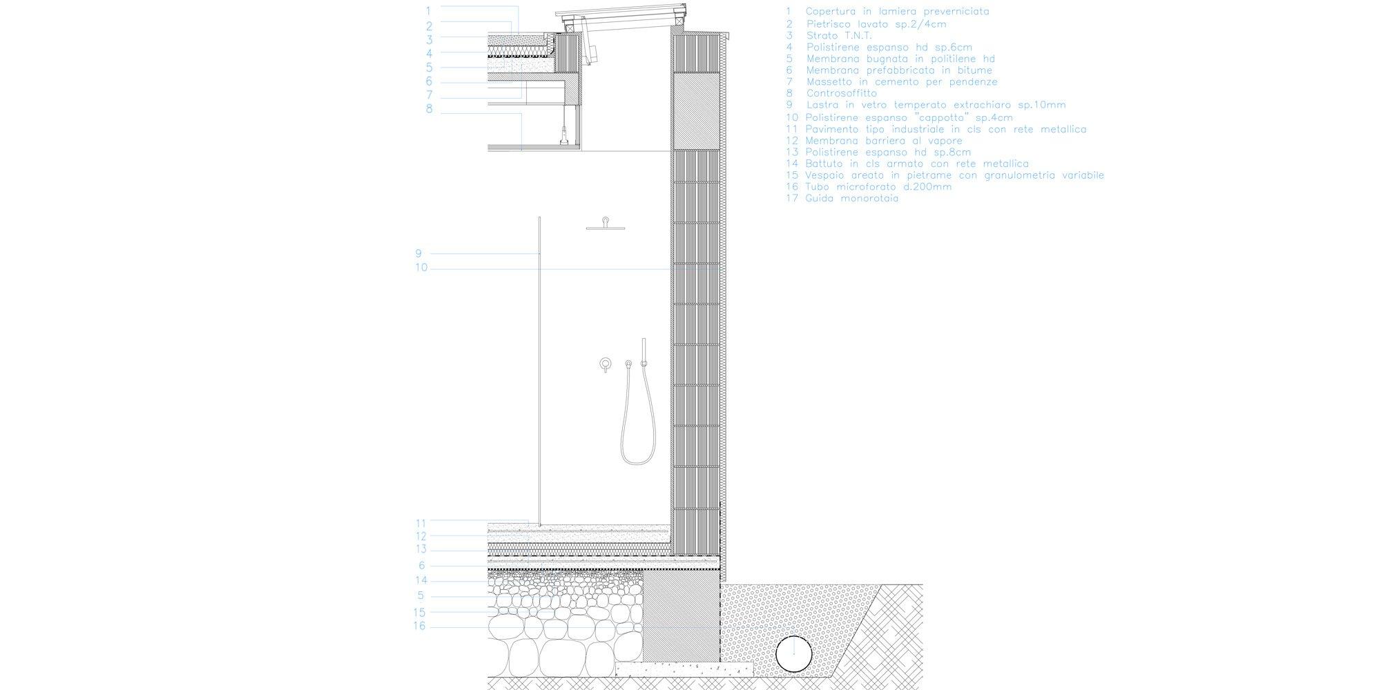 DETTAGLIO A  © morana+rao architetti