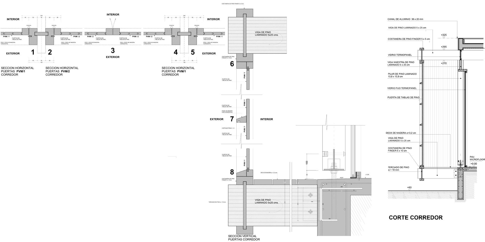 Detail © Izquierdo Lehmann Arquitectos