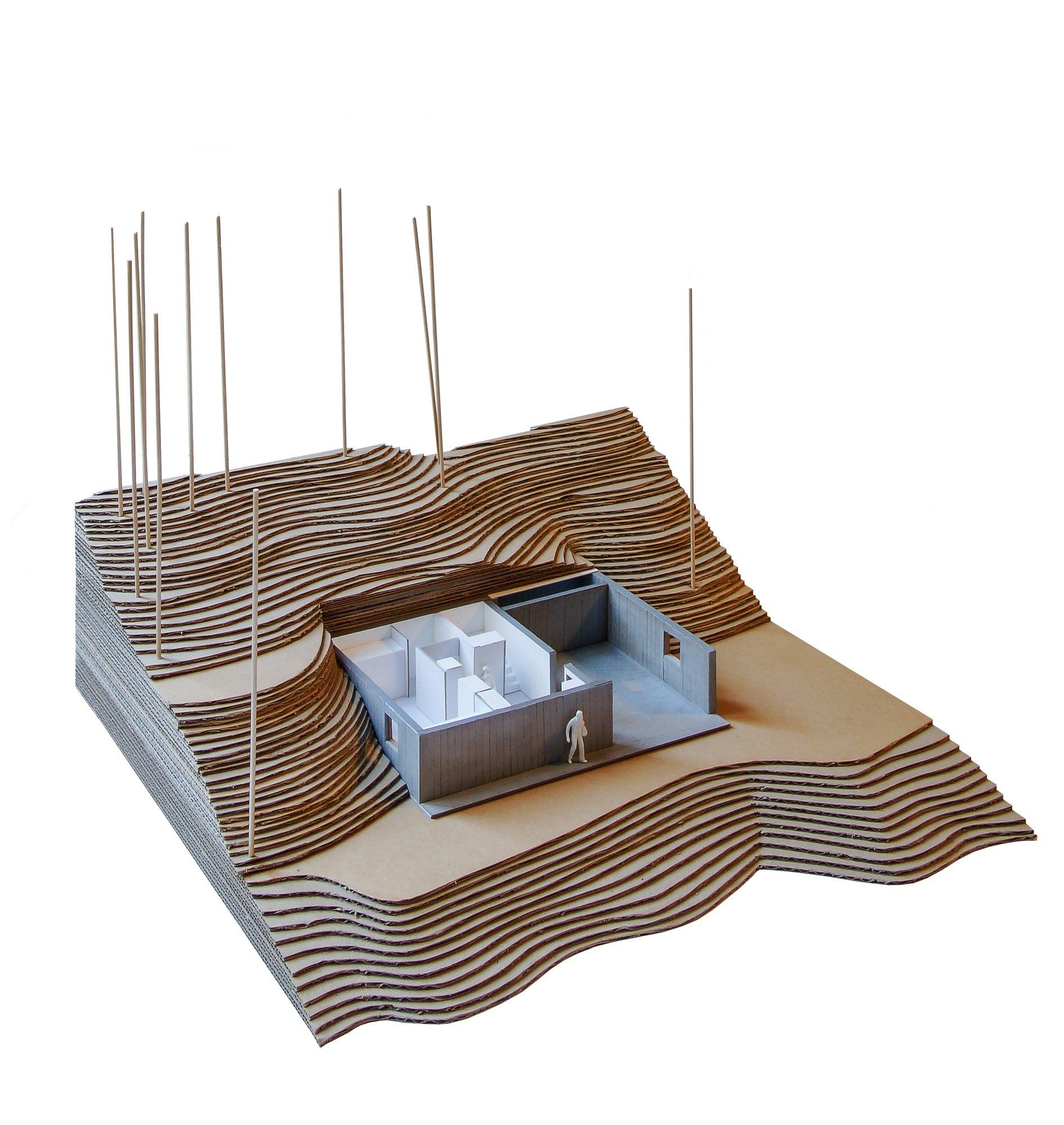 Model © Studio Razavi Architecture