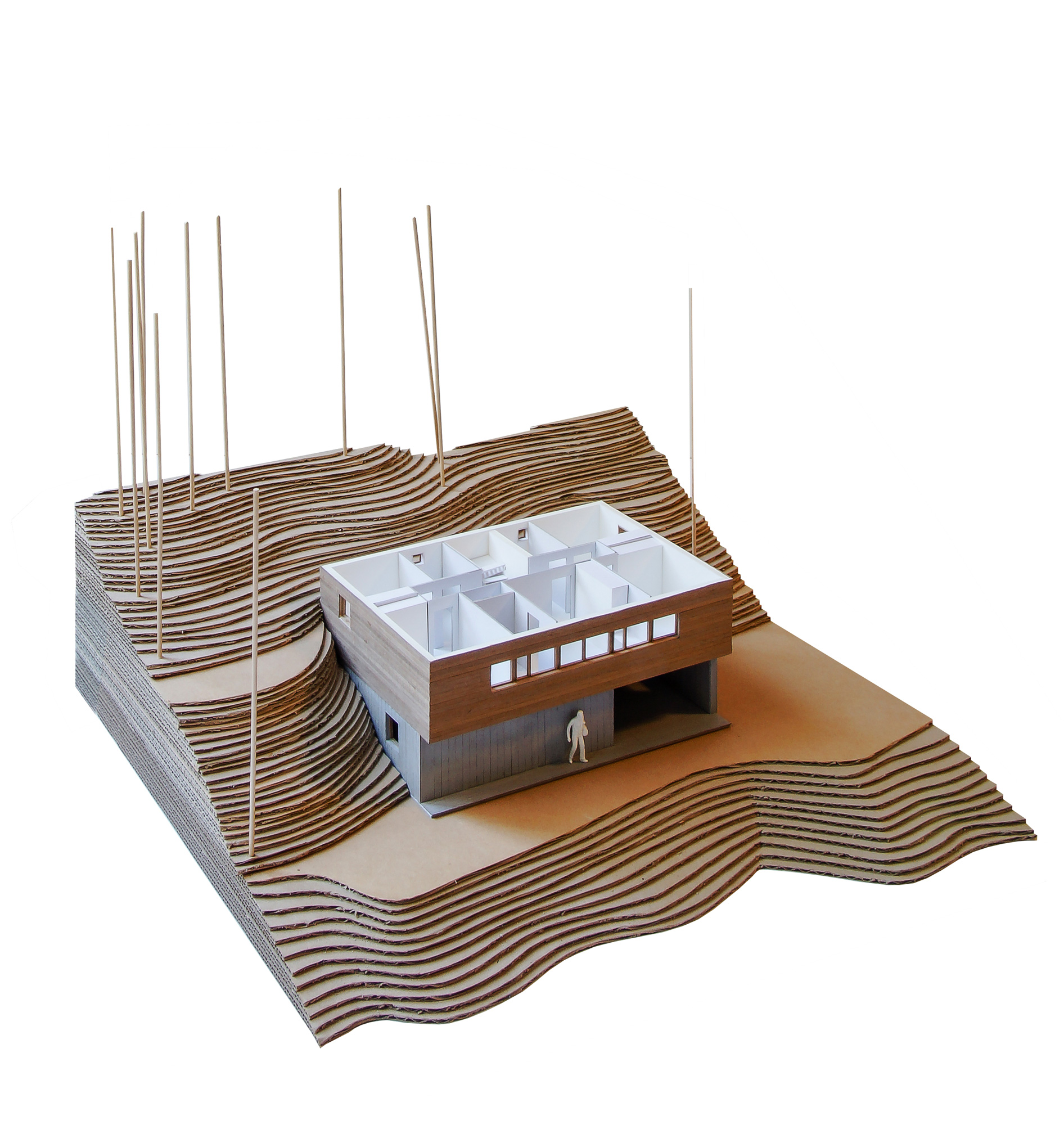 Modello © Studio Razavi Architecture
