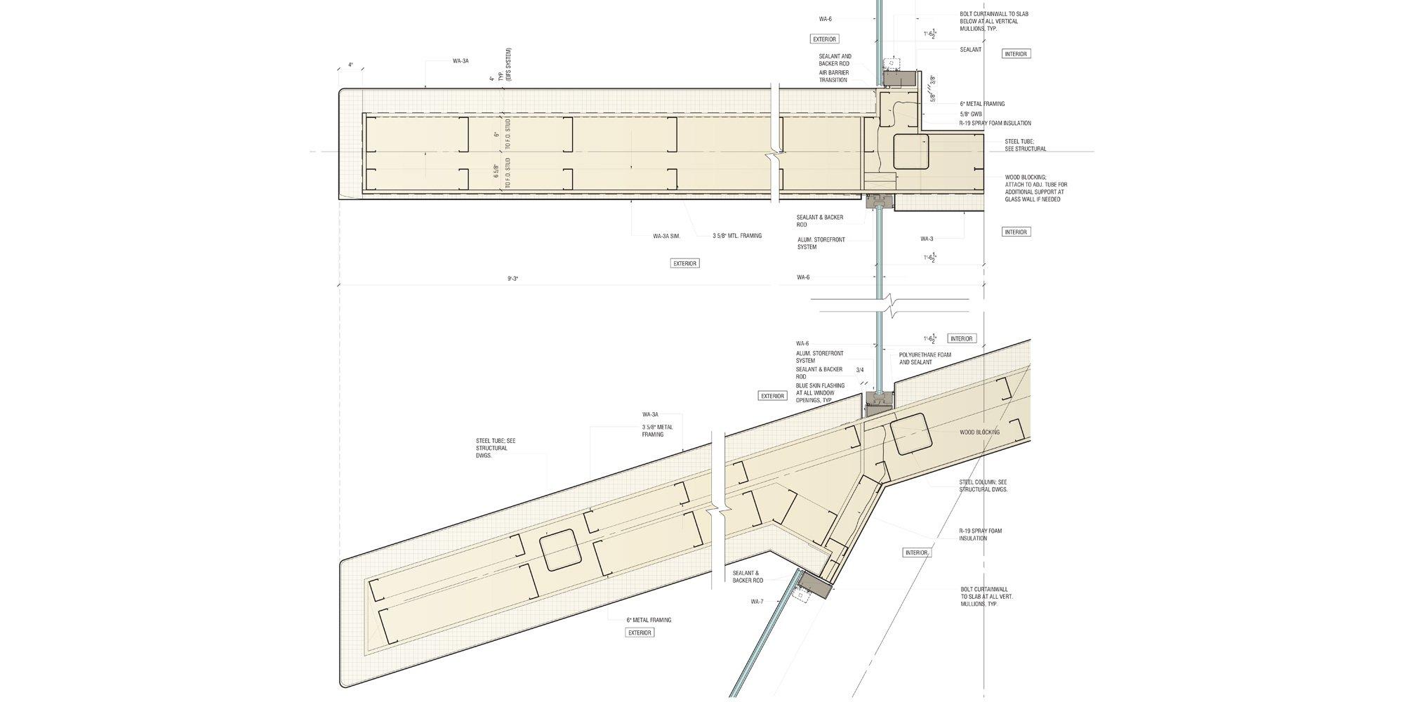 Dettaglio B © Shinberg.Levinas Architects