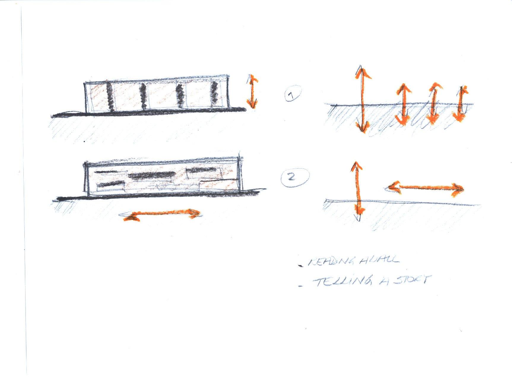 Concept © Shinberg.Levinas Architects