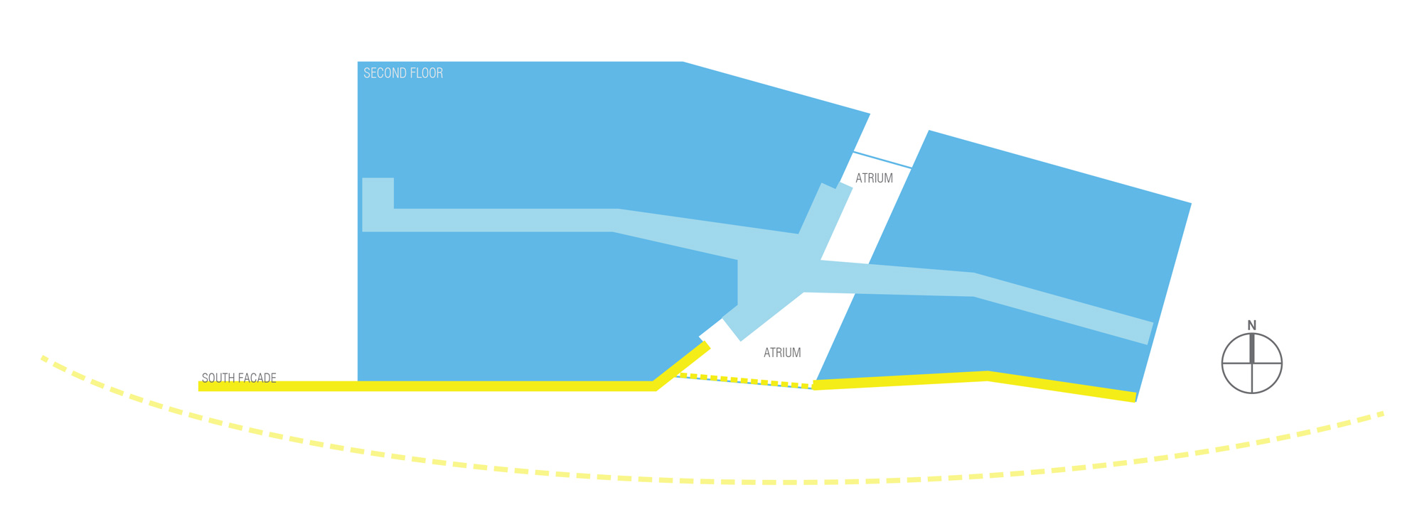 Diagramma Sud © Shinberg.Levinas Architects