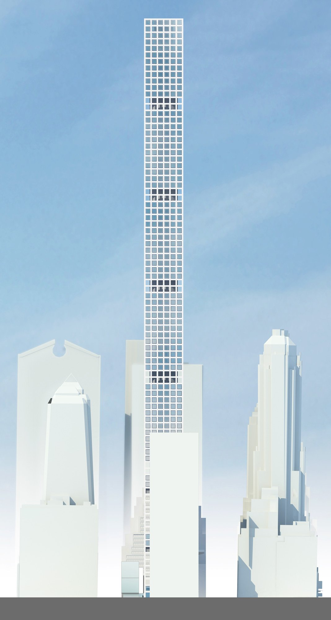 Concept © Rafael Viñoly Architects