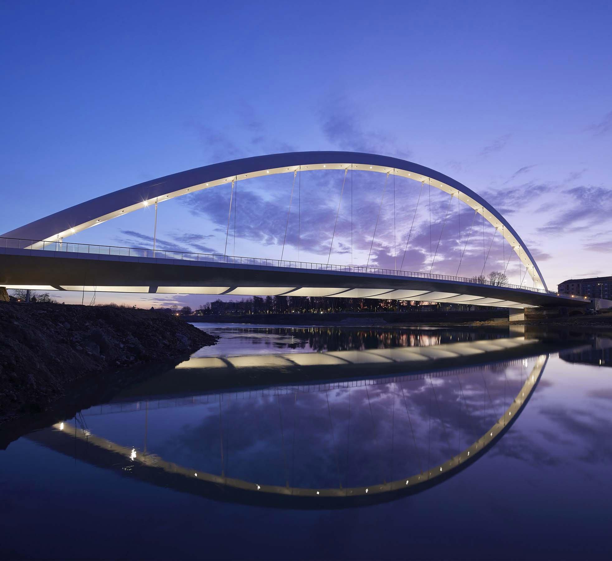 Cittadella Bridge © Hufton+Crow