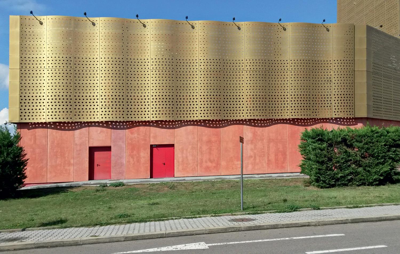 Centro commerciale I Gigli - Campi Bisenzio, Italia Natalini Architetti