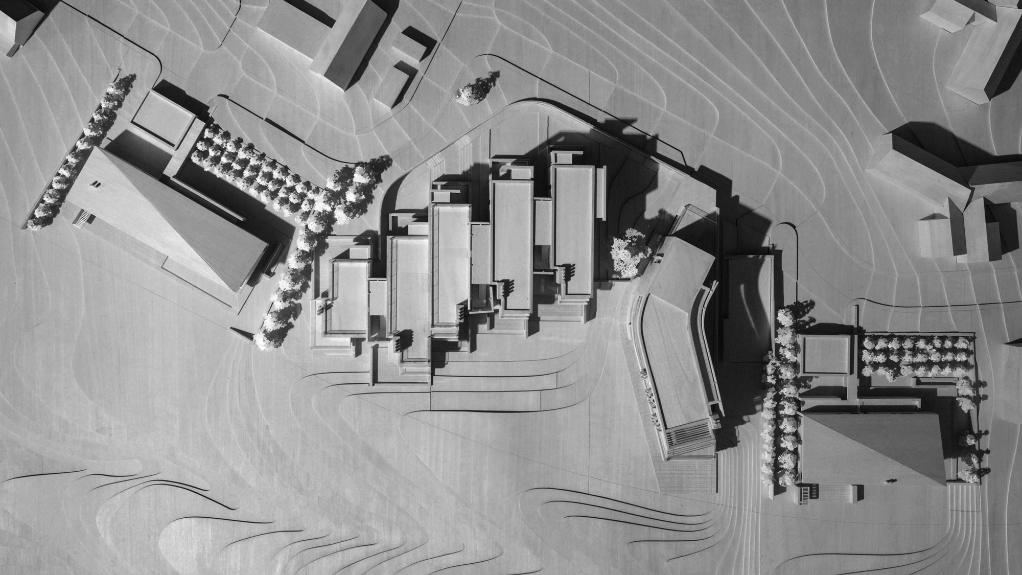 Richard Meier & Partners Architects | Cuboid Architekti |