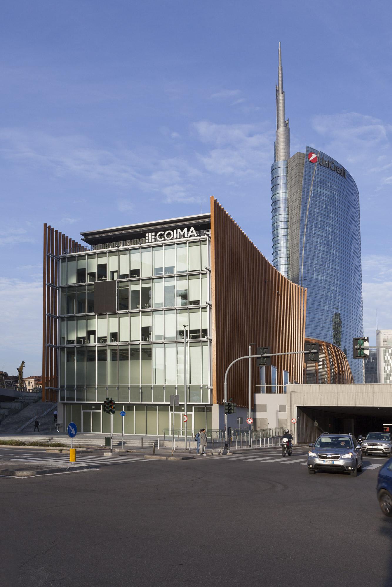COIMA HQ © Paolo Riolzi