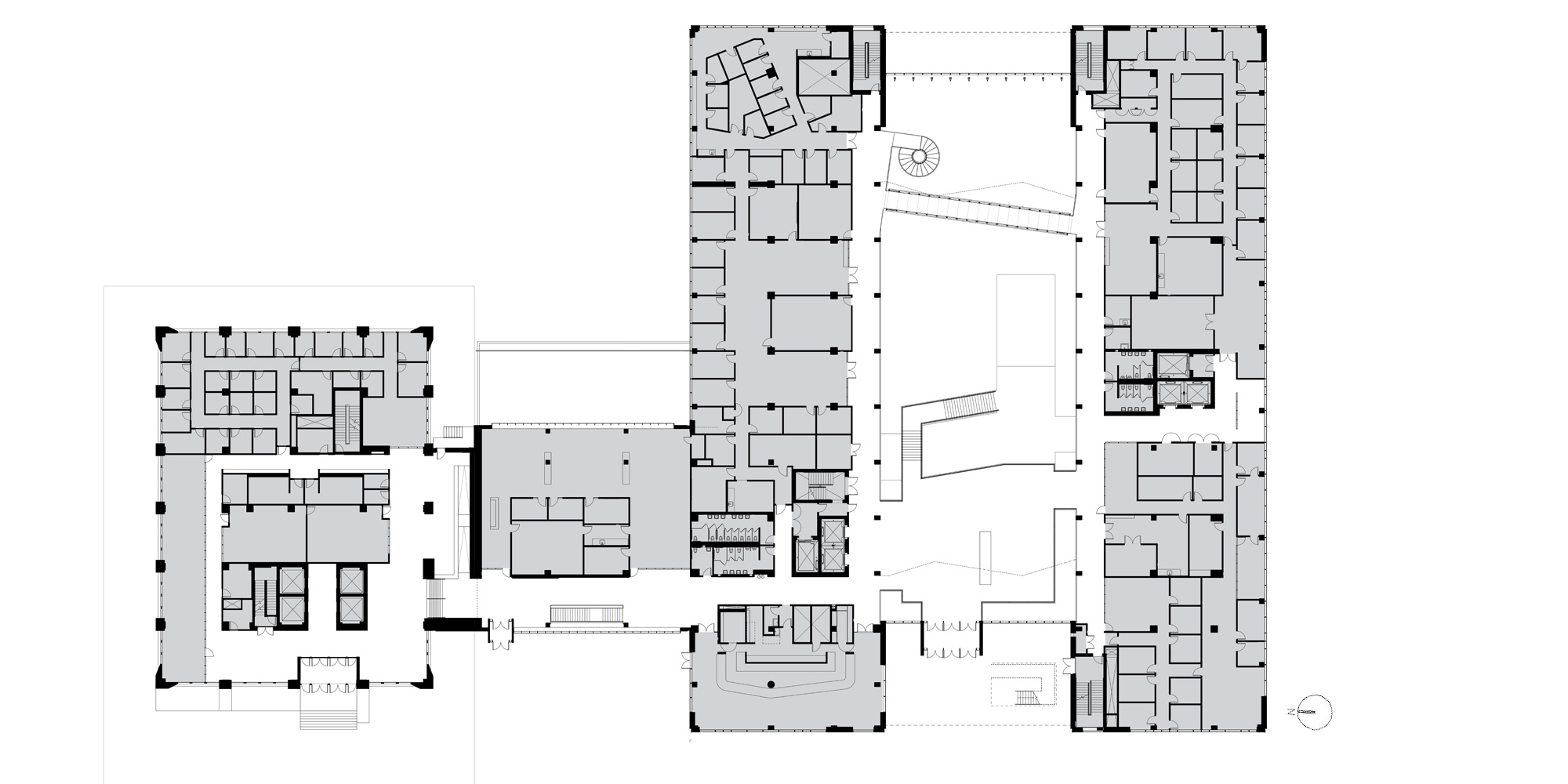 Level 2 plan © Ennead Architects