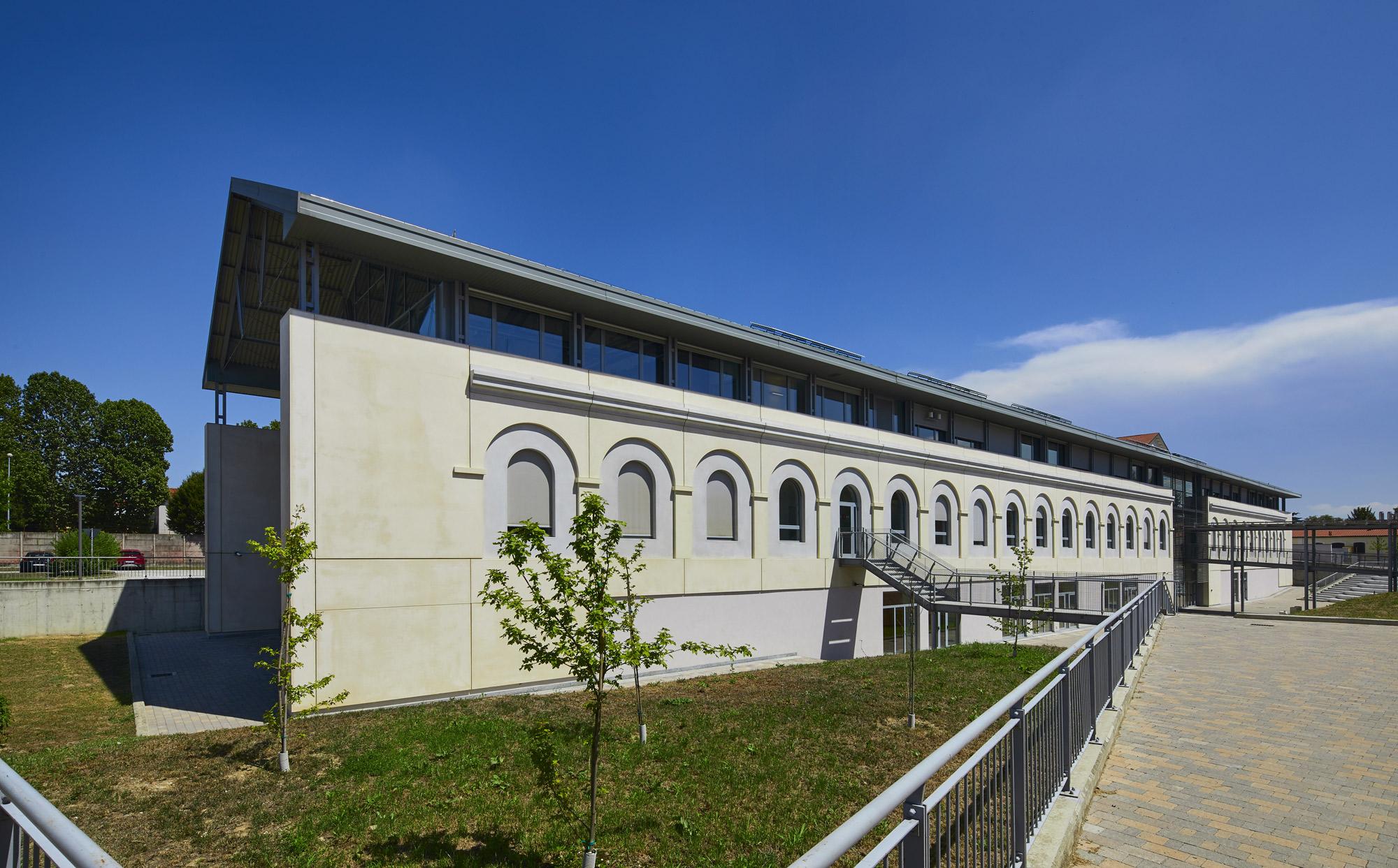 Campus Universitario - Ex Caserma Perrone © BeppeRaso