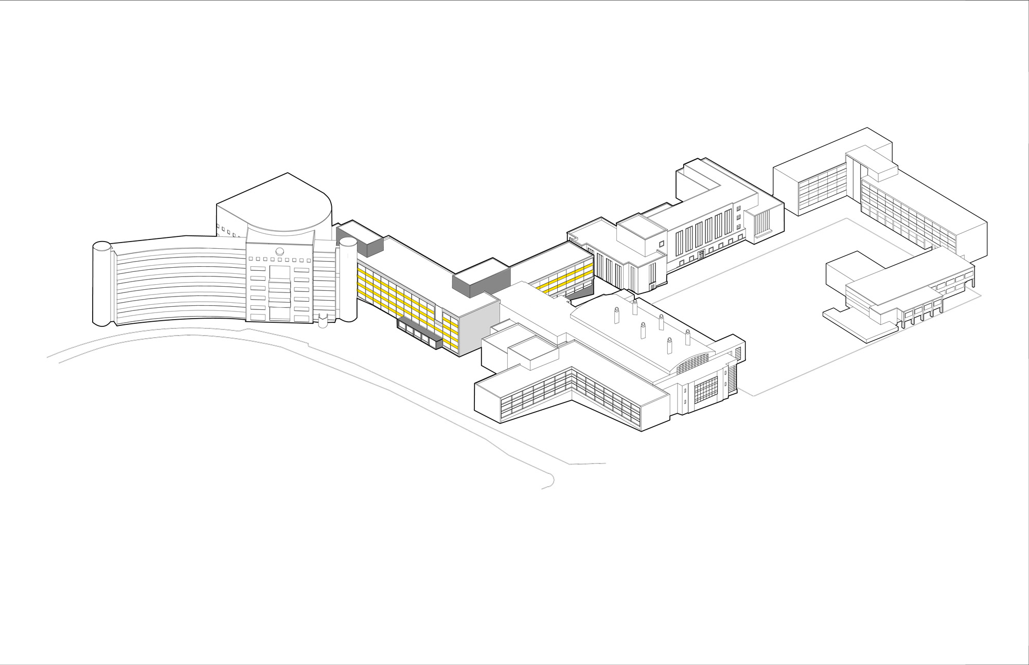 concept © LTL Architects, Perkins+Will